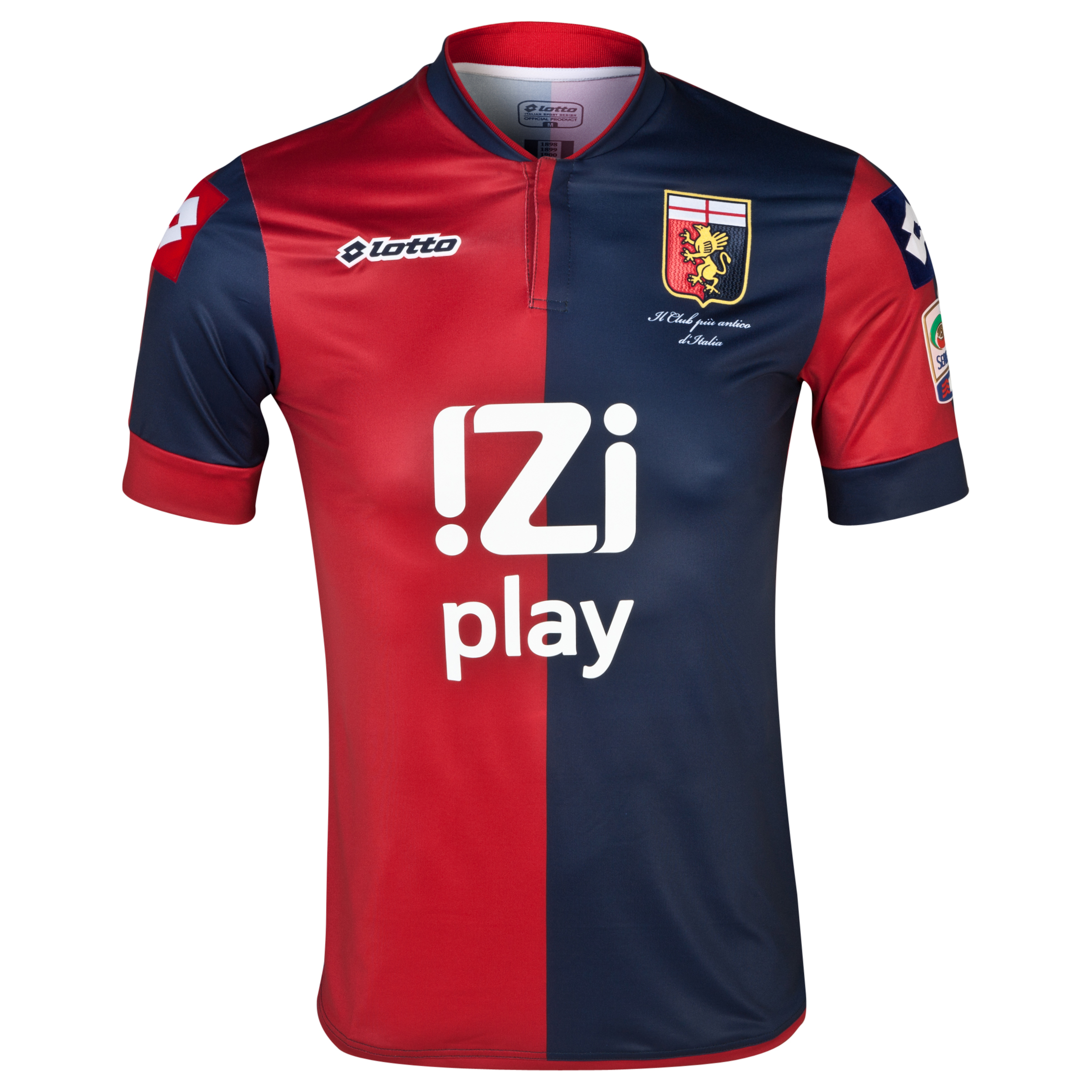 Genoa Home Shirt 2013/14