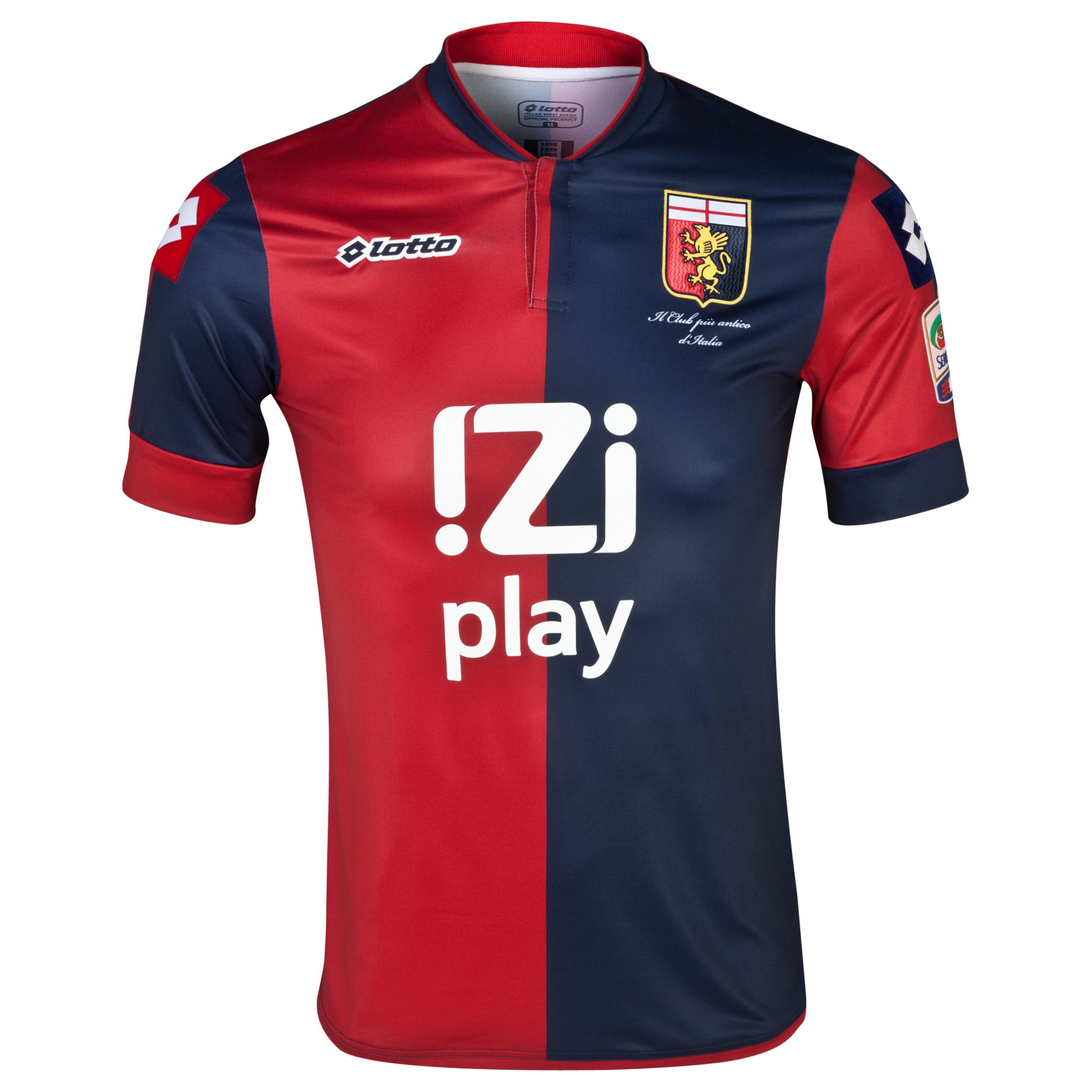 Genoa Home Shirt 2013/14