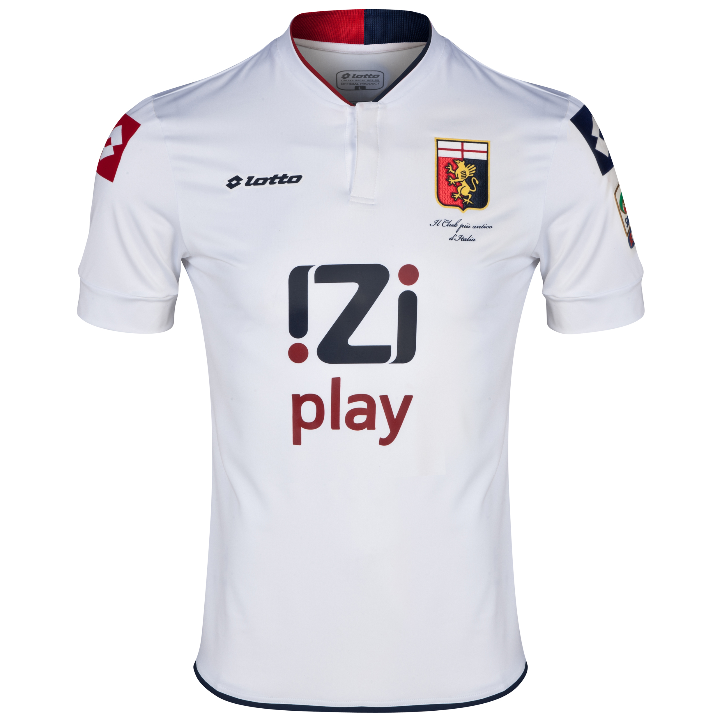 Genoa Away Shirt 2013/14
