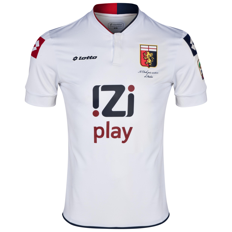 Genoa Away Shirt 2013/14