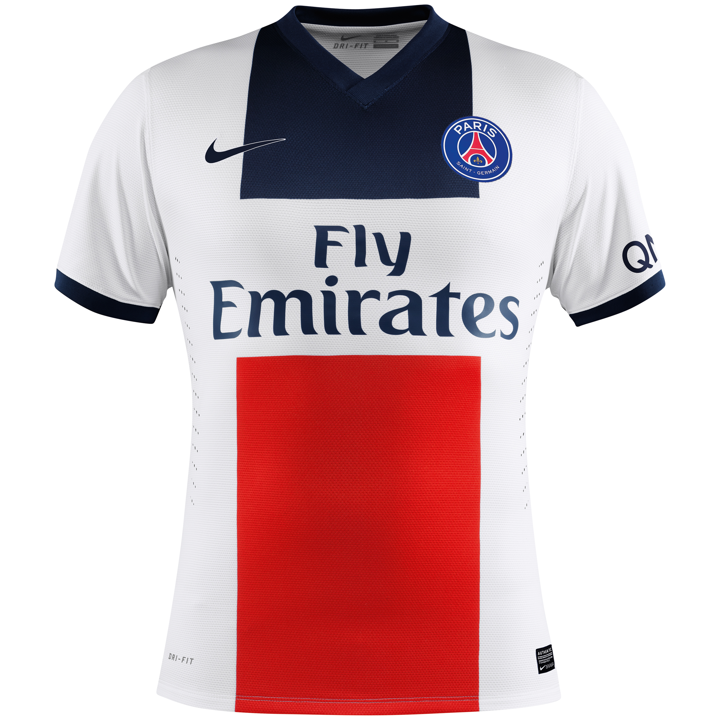 Paris Saint-Germain Away Shirt 2013/14