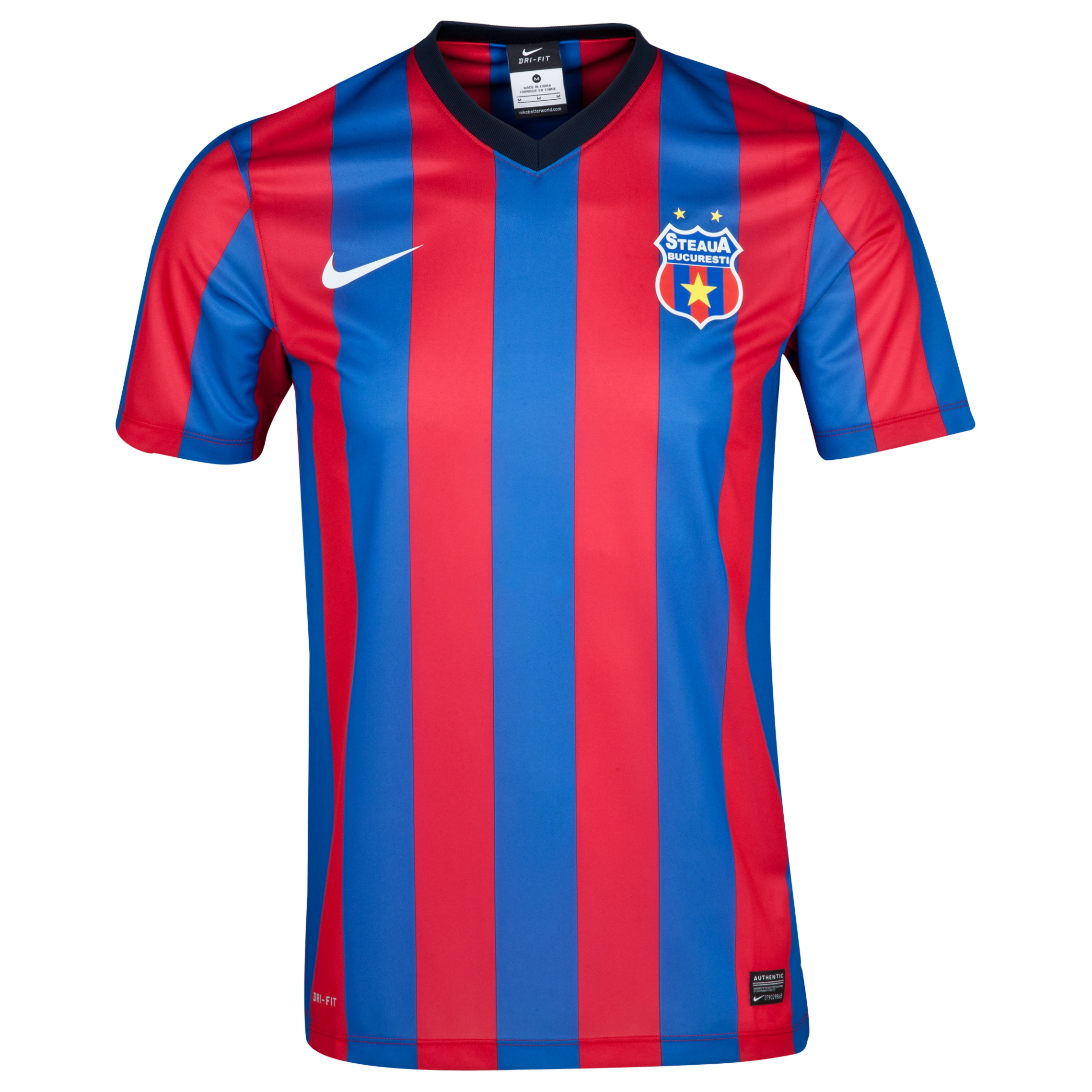 Steaua Bucharest Home Stadium Shirt 2013/14