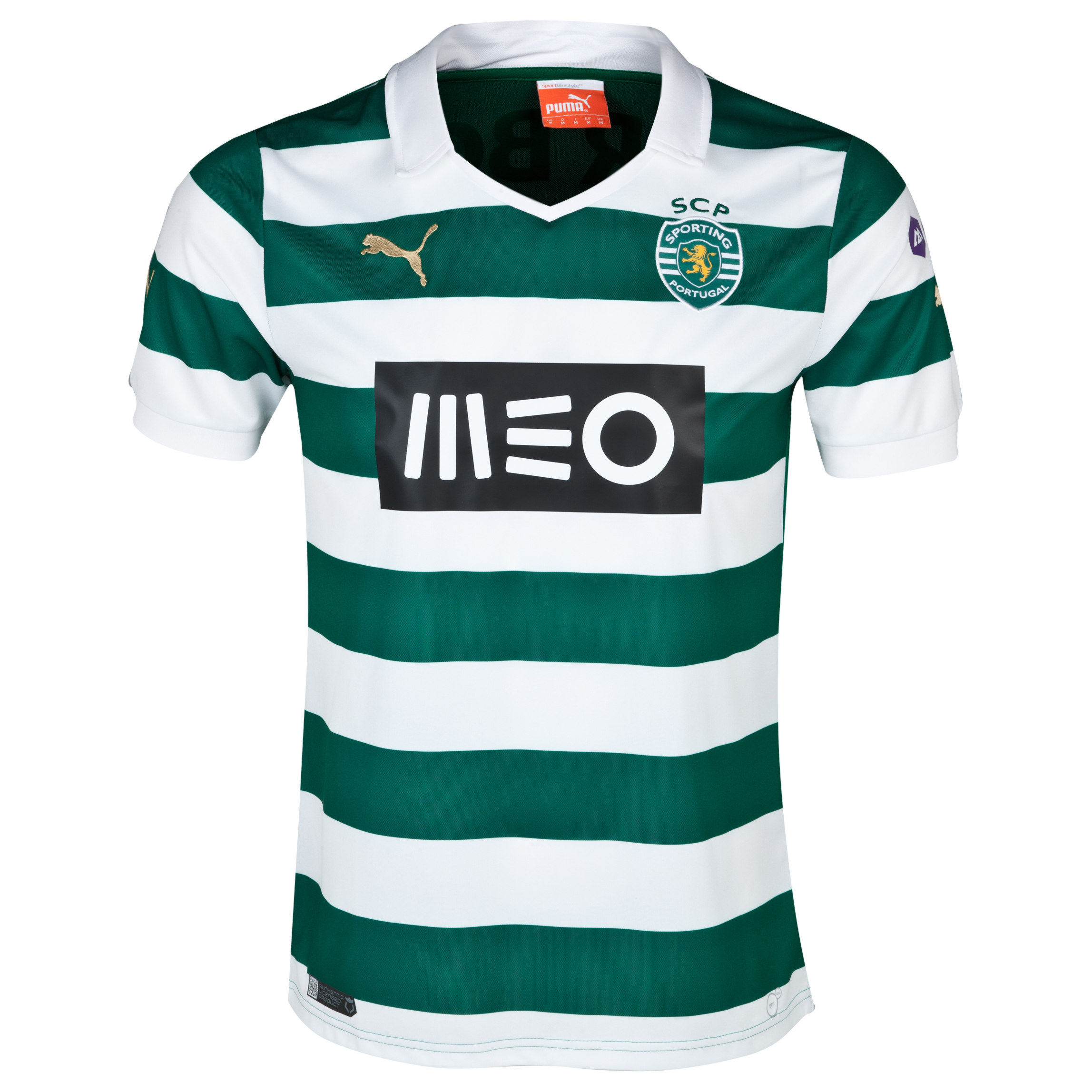 Sporting Lisbon Home Shirt 2013/14