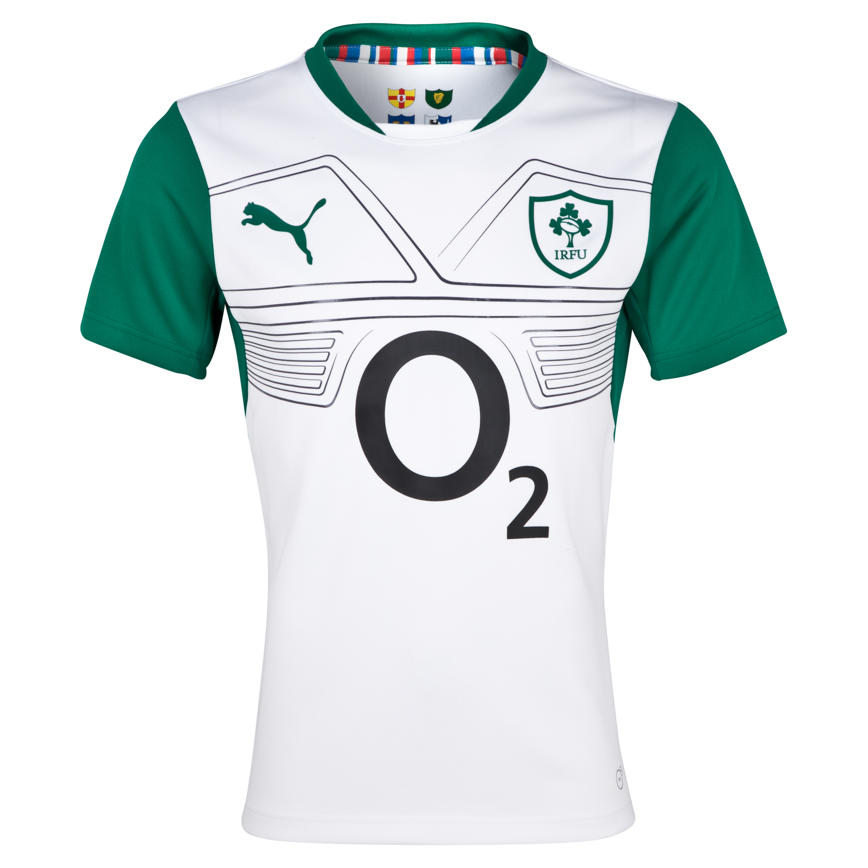 Ireland Alternative Shirt 2013/14