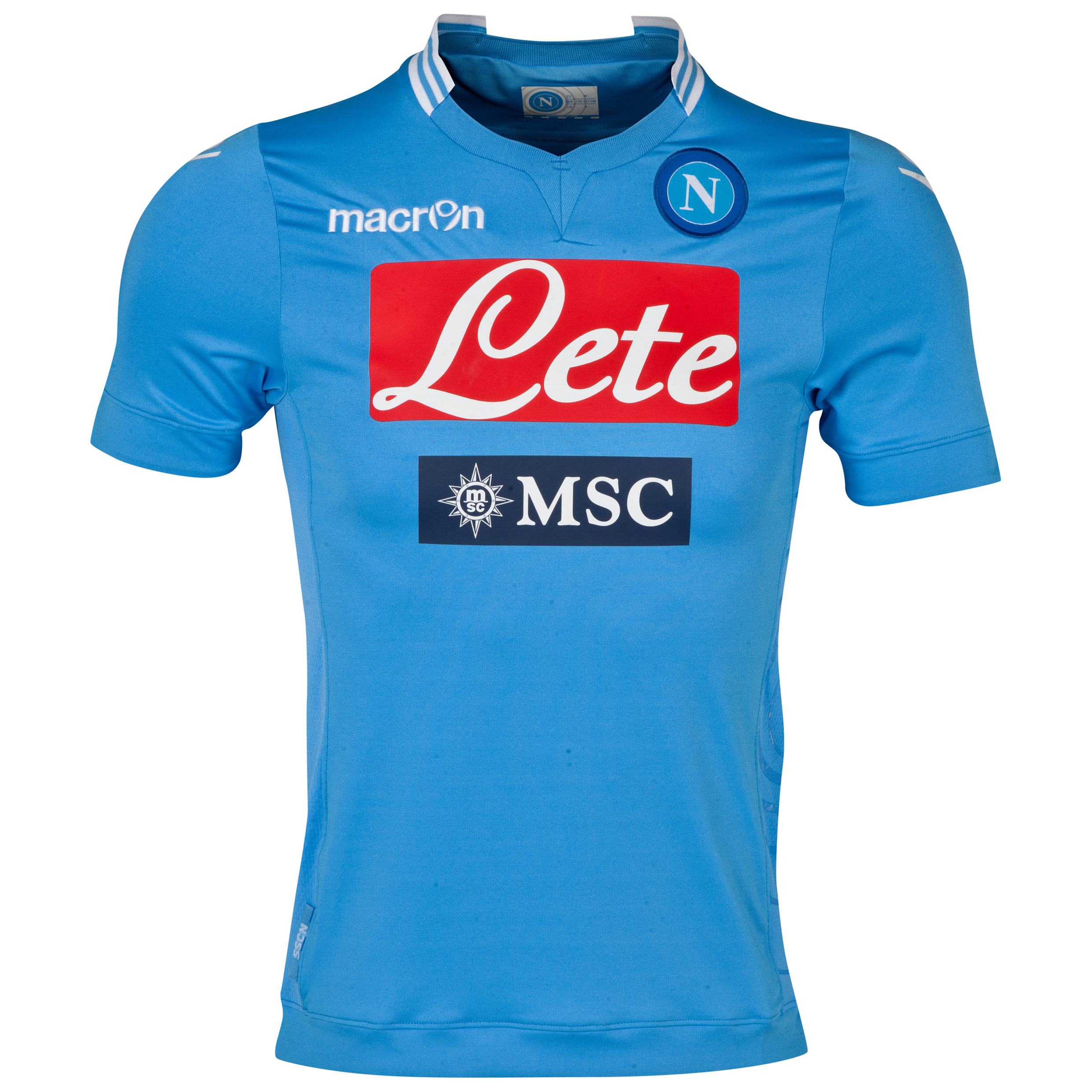 SSC Napoli Home Shirt 2013/14