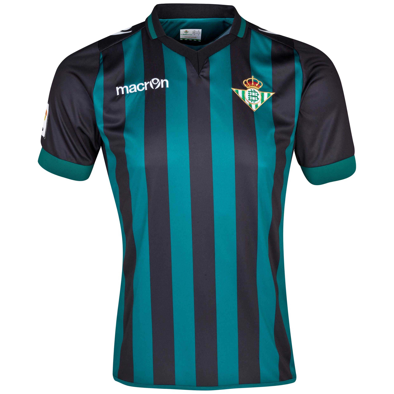 Real Betis Away Shirt 2013/14