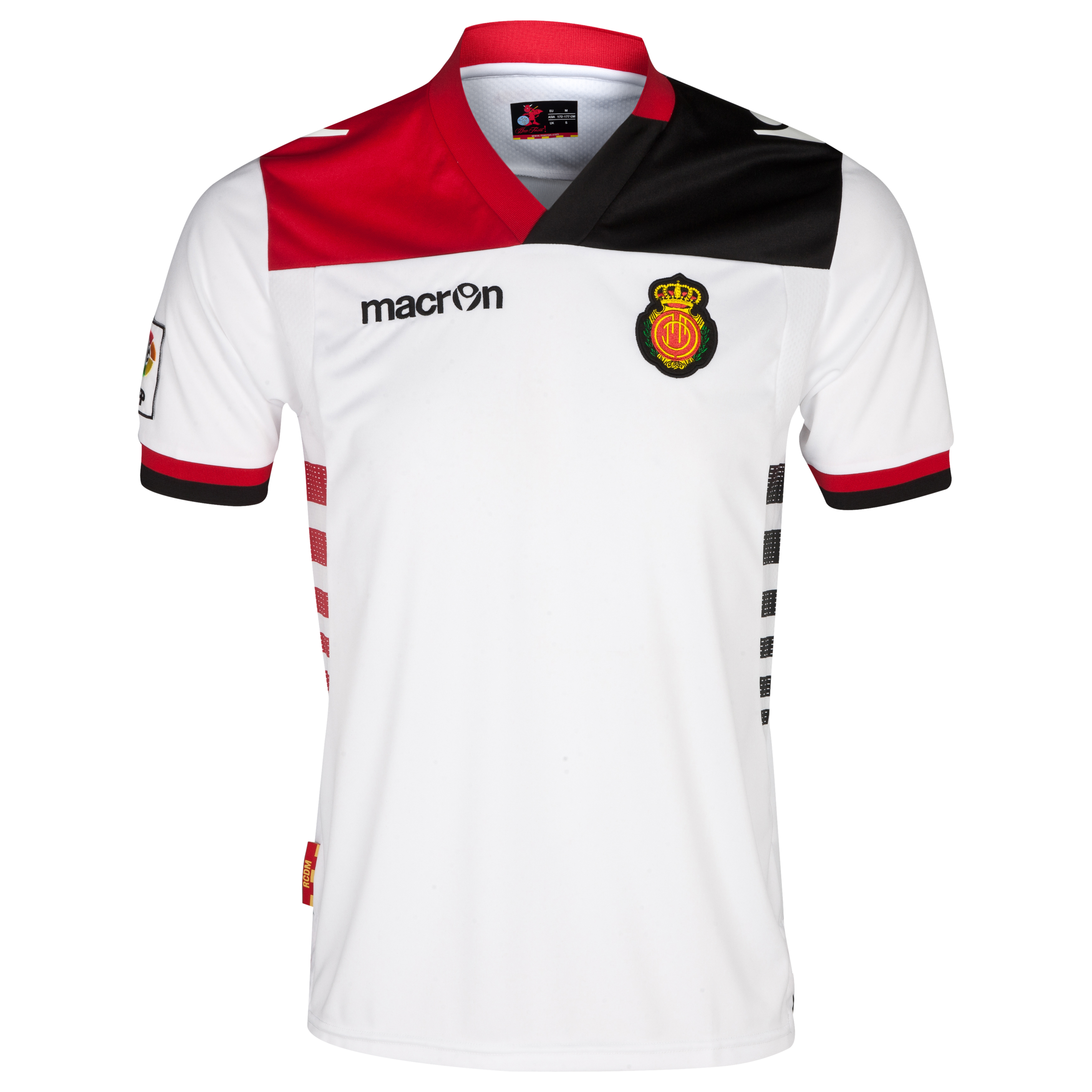 RCD Mallorca Away Shirt 2013/14