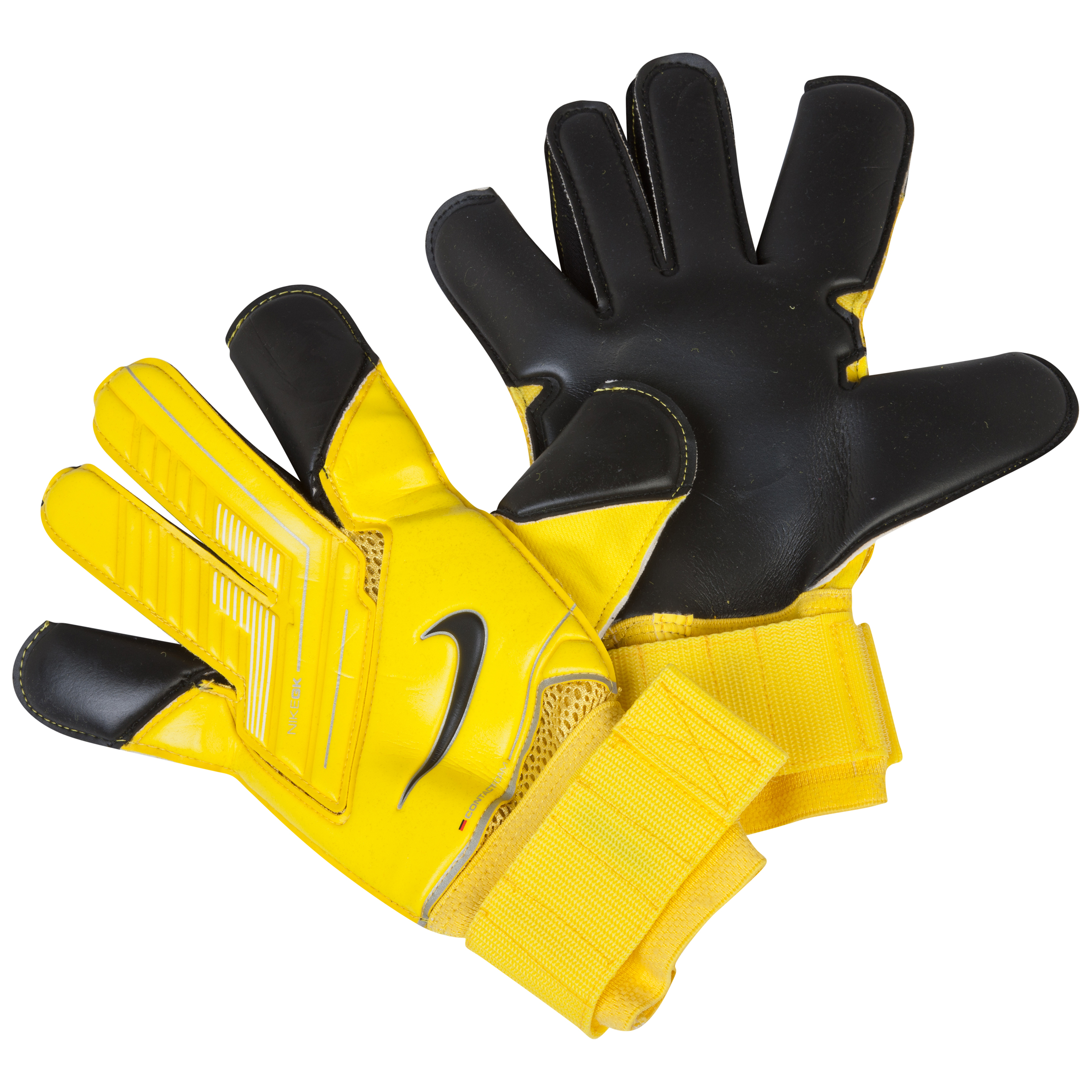 Nike Vapor Grip 3 Goalkeeper Gloves Yellow