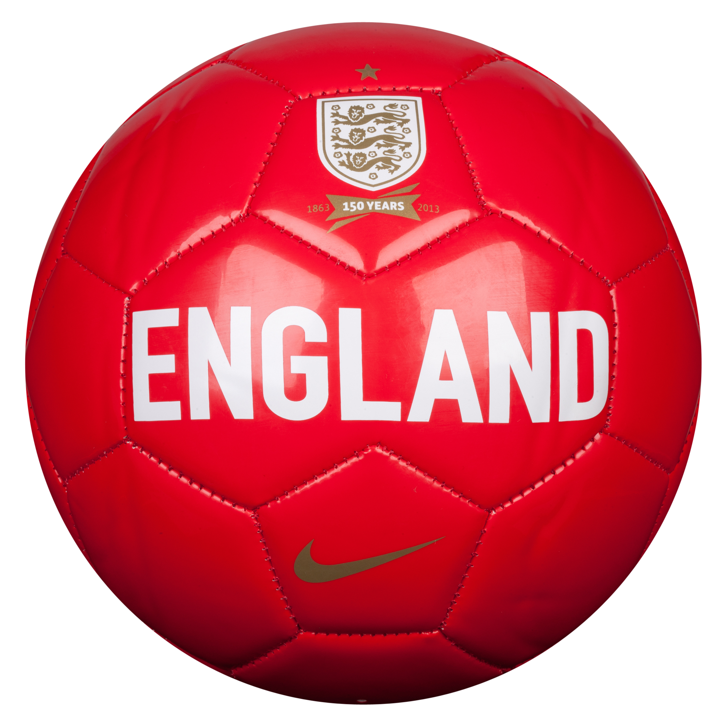 England Supporters Football Red