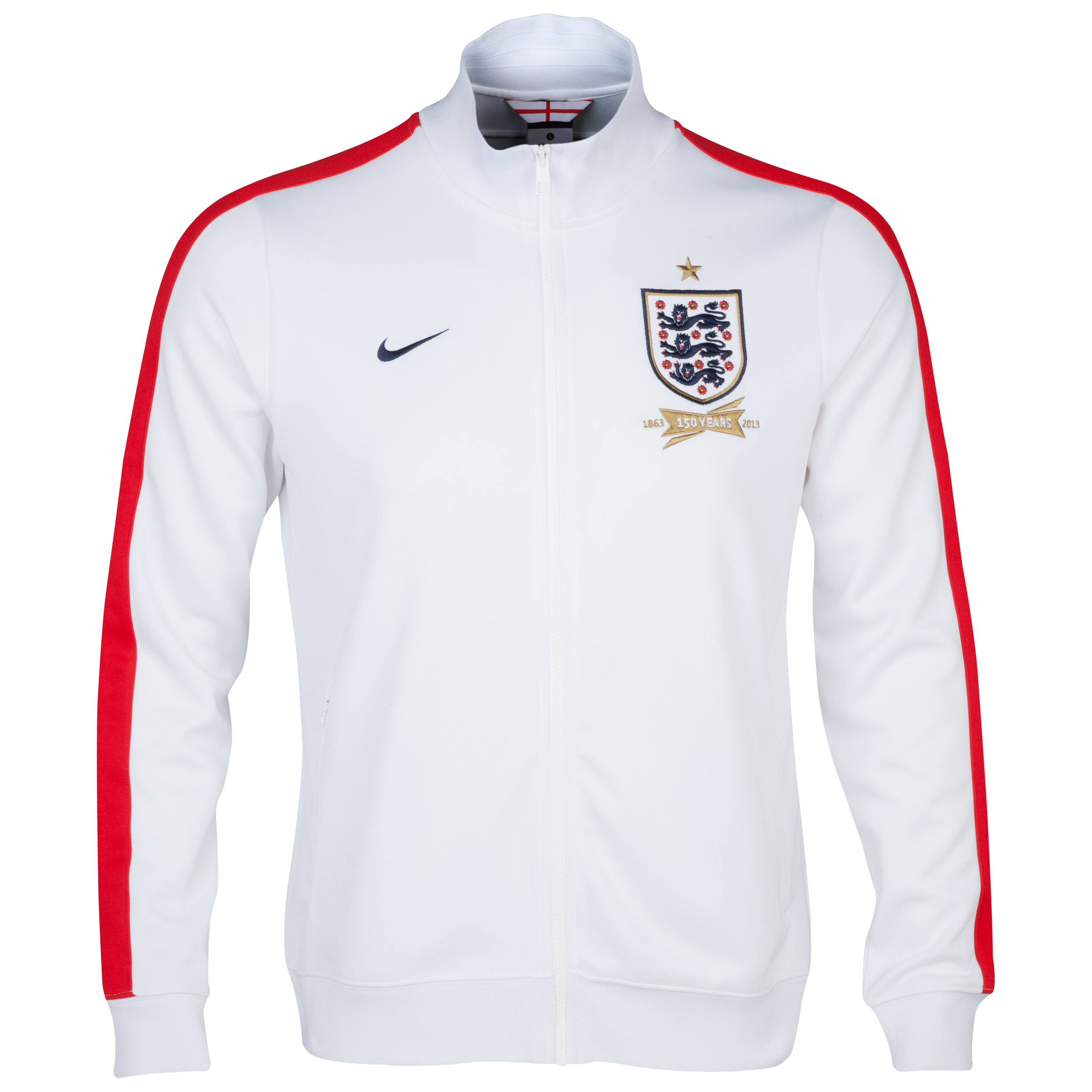 England Authentic N98 Jacket White