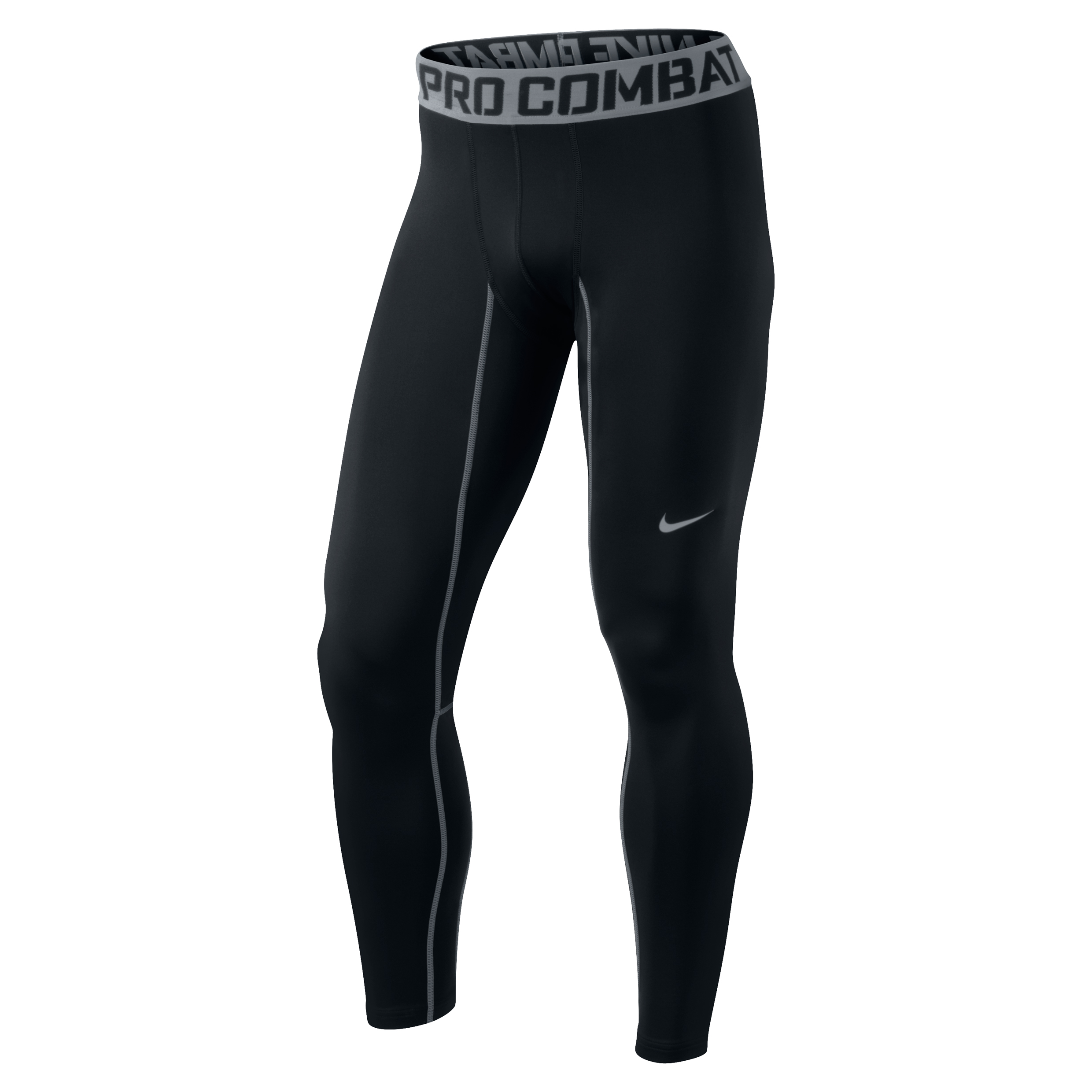 Nike Pro Combat Hyperwarm Dri-Fit Comp Tight 2.0 Black