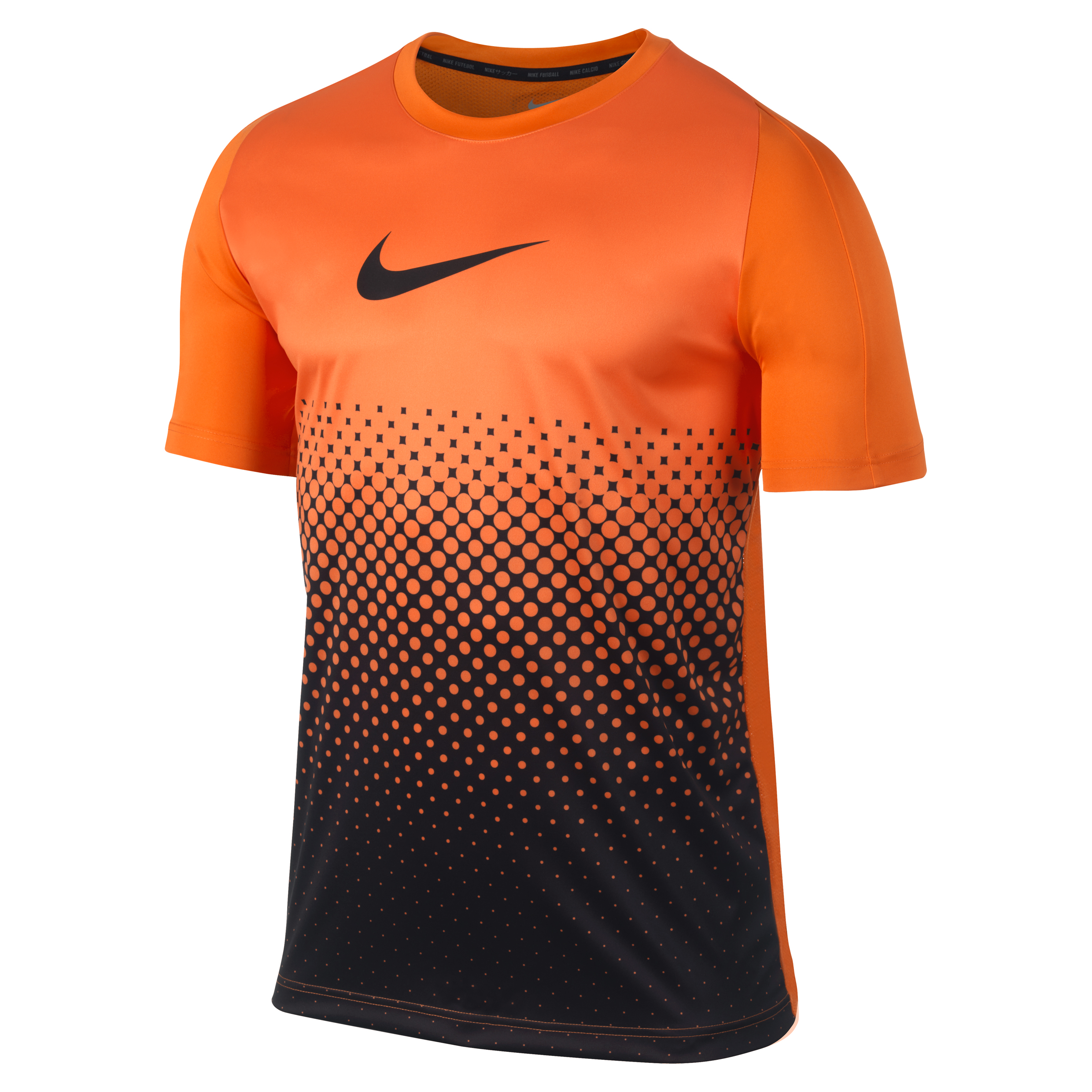 Nike GPX Gradient Training Top Orange