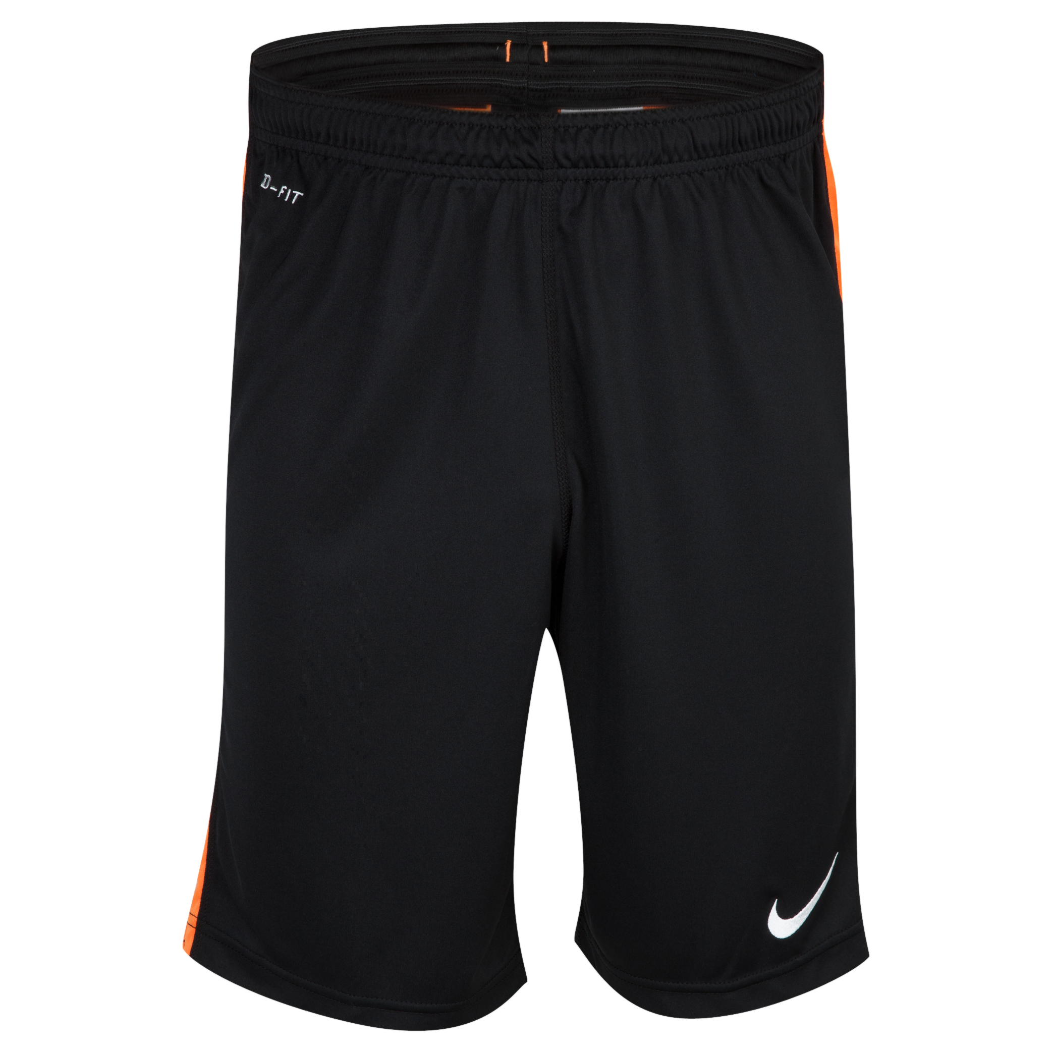 Nike Squad Longer Knit Short Black