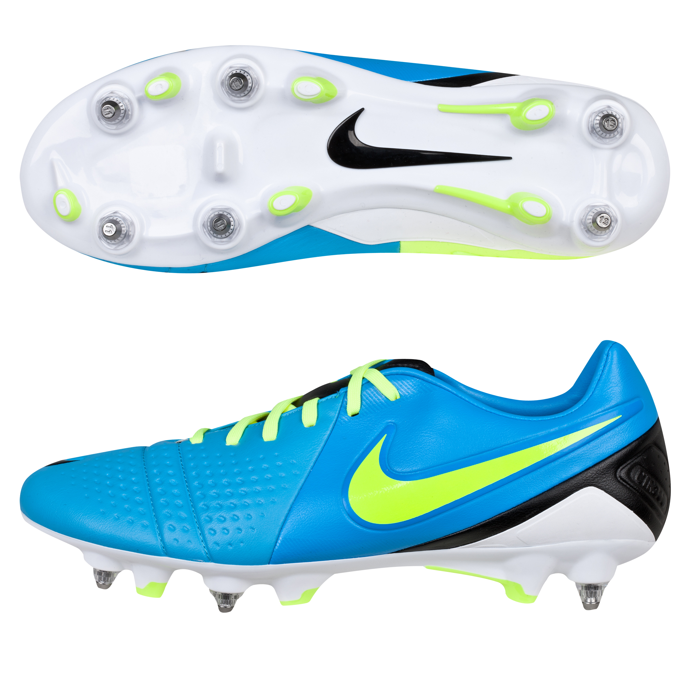 Nike CTR360 Trequartista 3 Soft Ground Pro Football Boots Blue