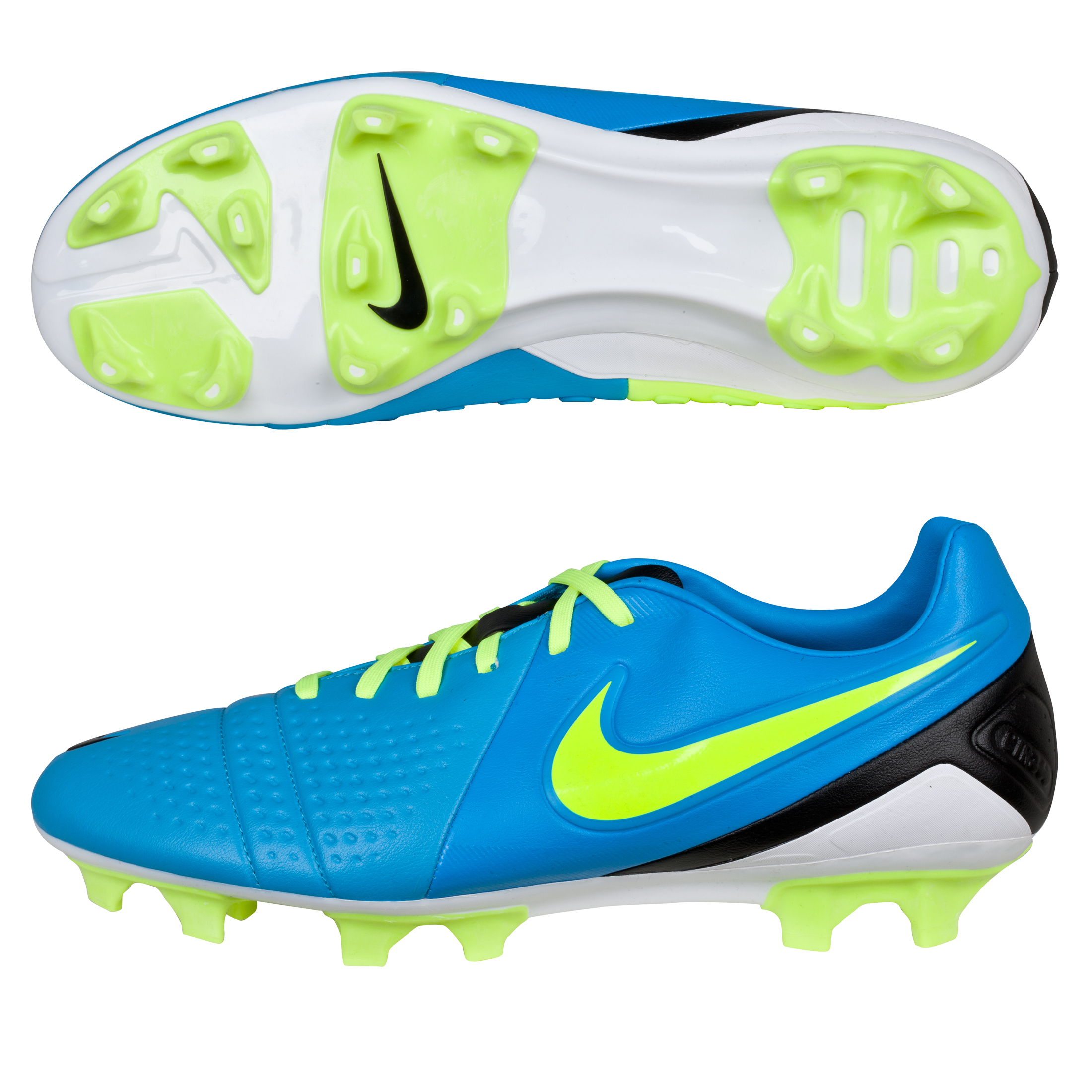 Nike CTR360 Trequartista III Firm Ground Football Boots Blue
