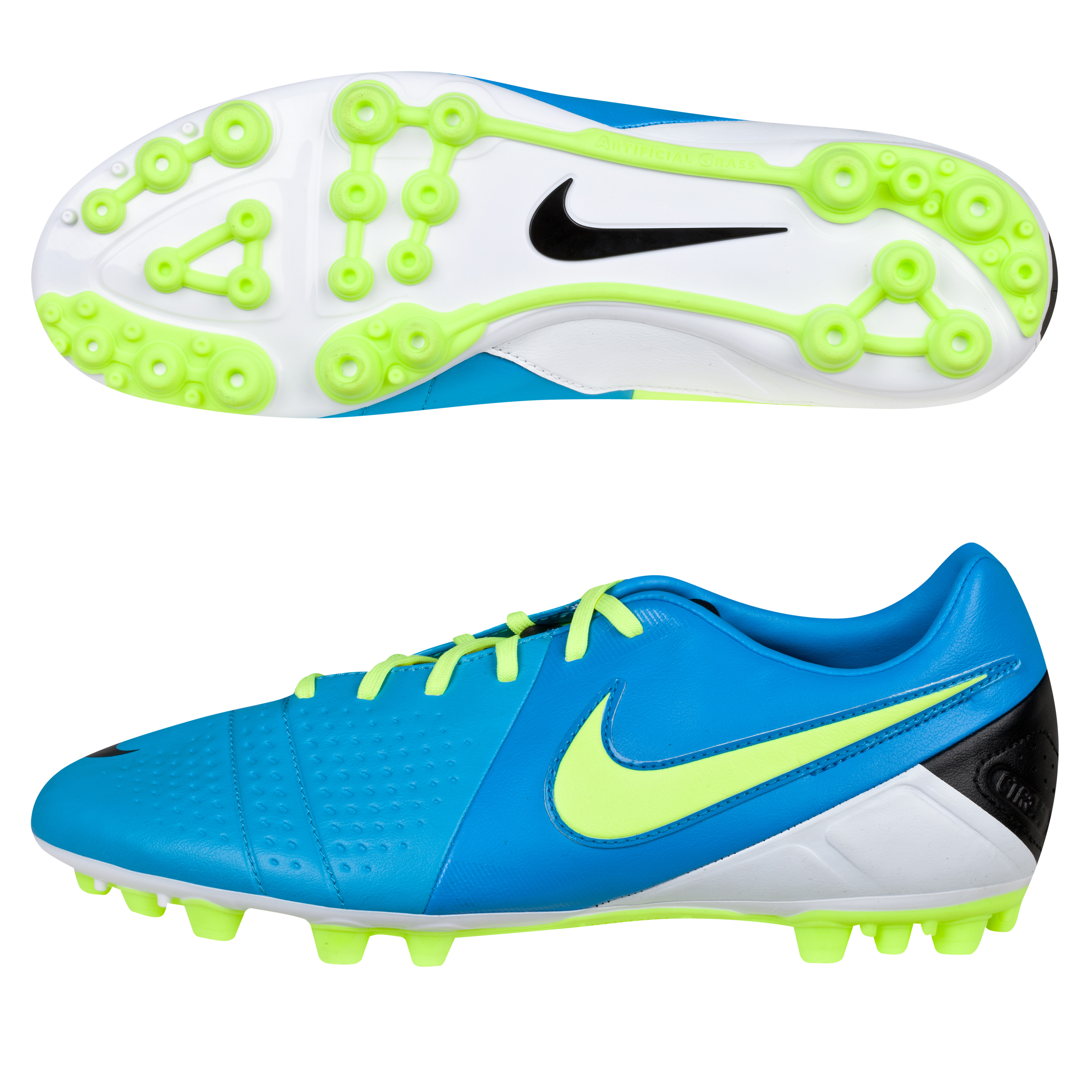 Nike CTR360 Libretto III AG Football Boots Blue