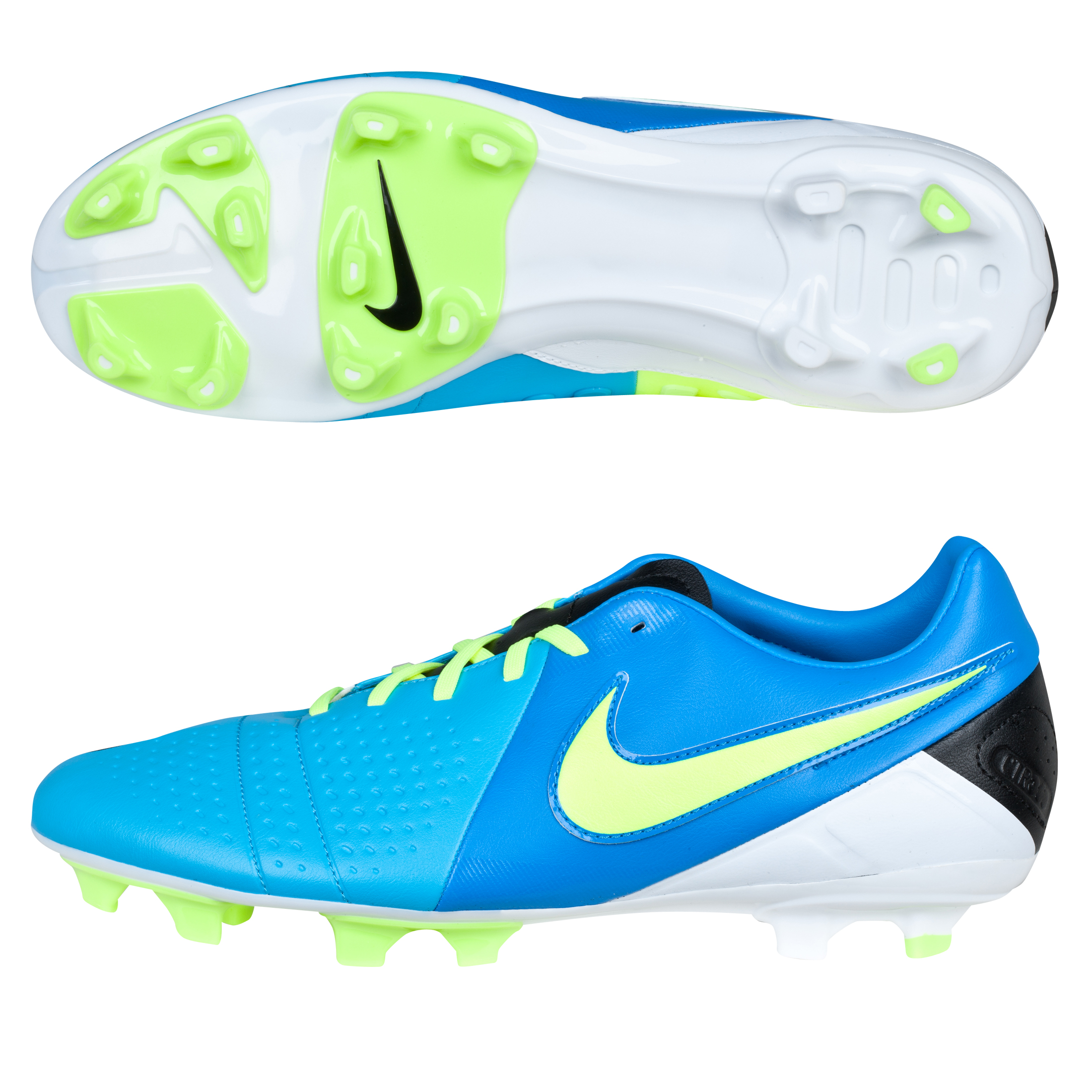 Nike CTR360 Libretto III Firm Ground Football Boots Blue