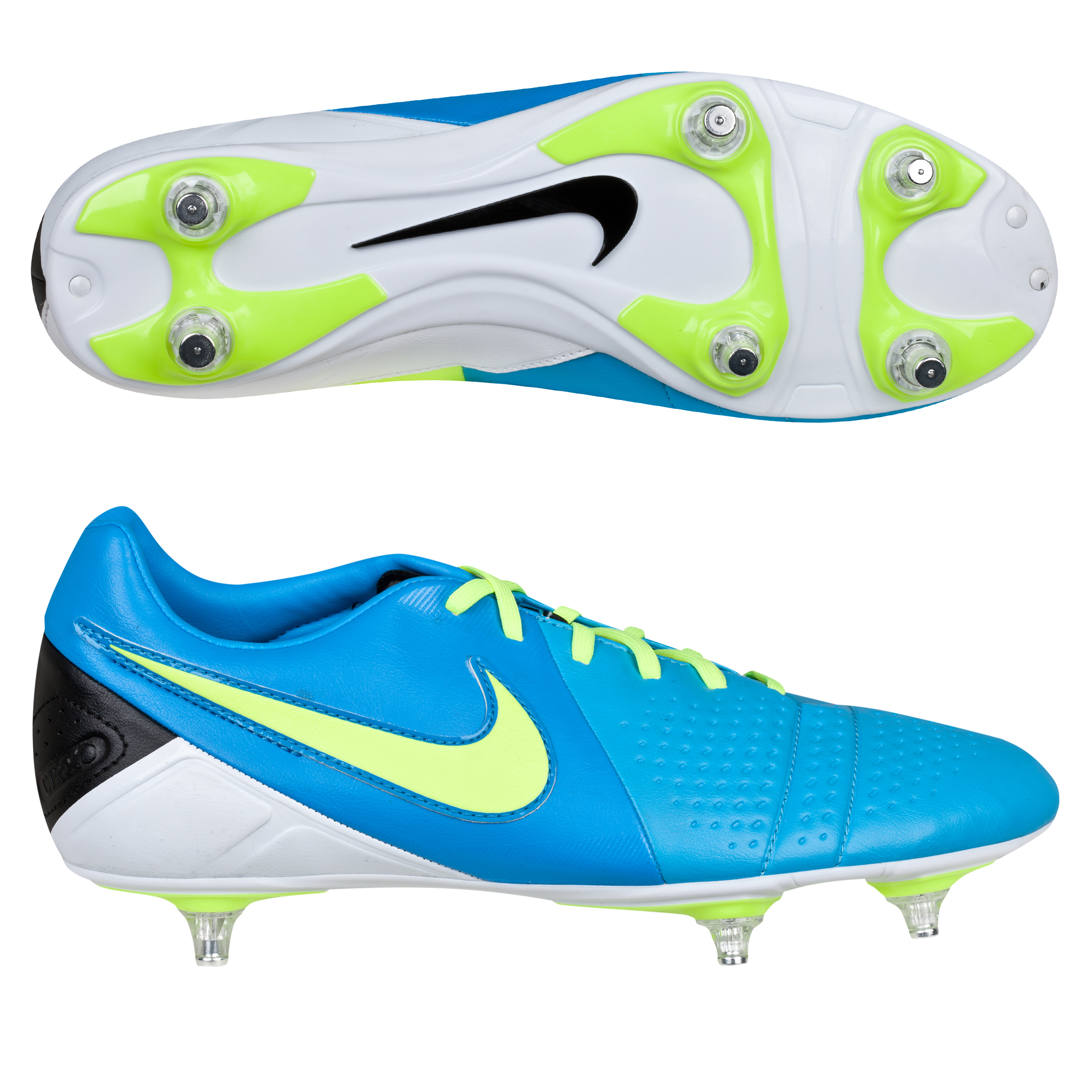 Nike CTR360 Libretto III Soft Ground Football Boots Blue