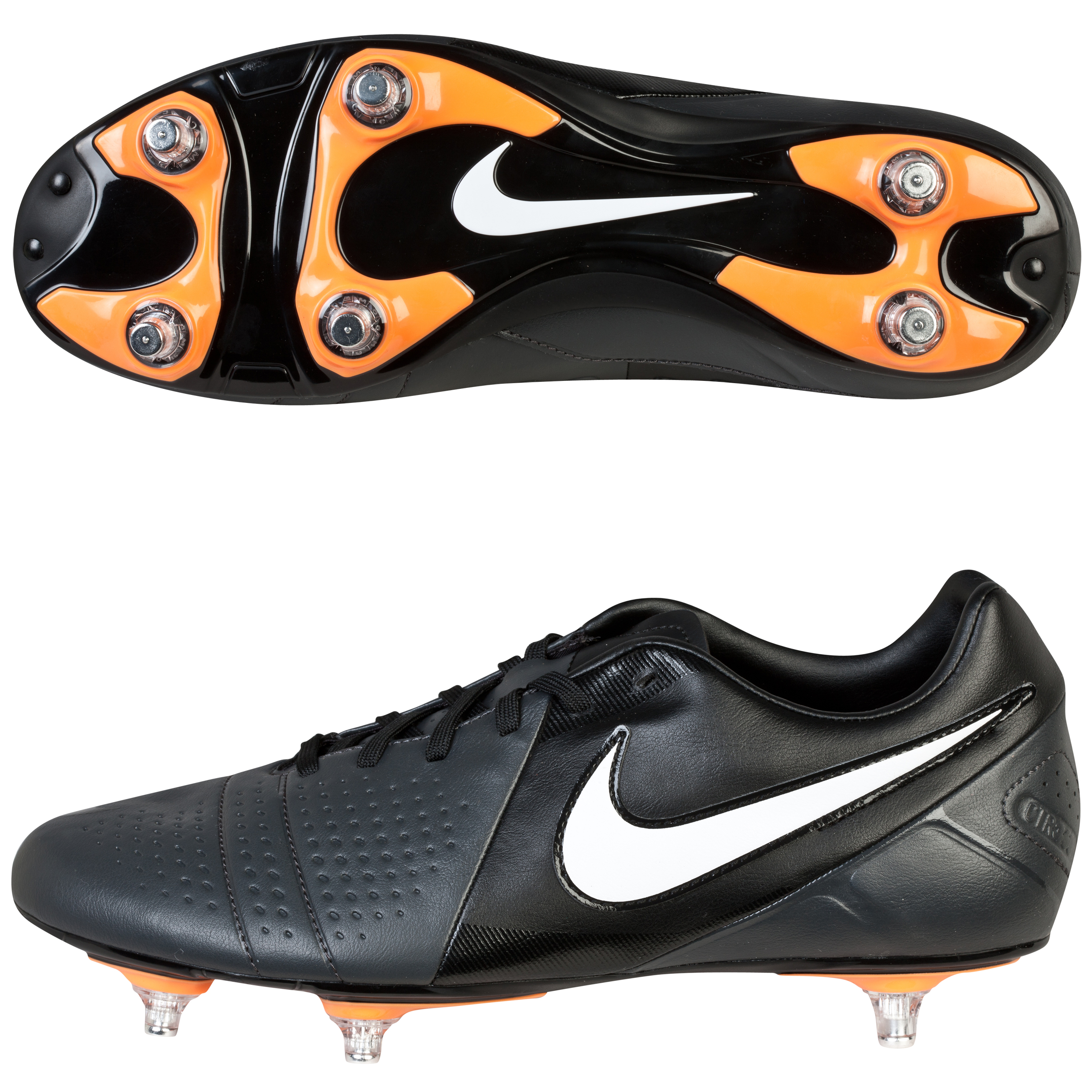 Nike CTR360 Libretto III Soft Ground Football Boots Dk Grey