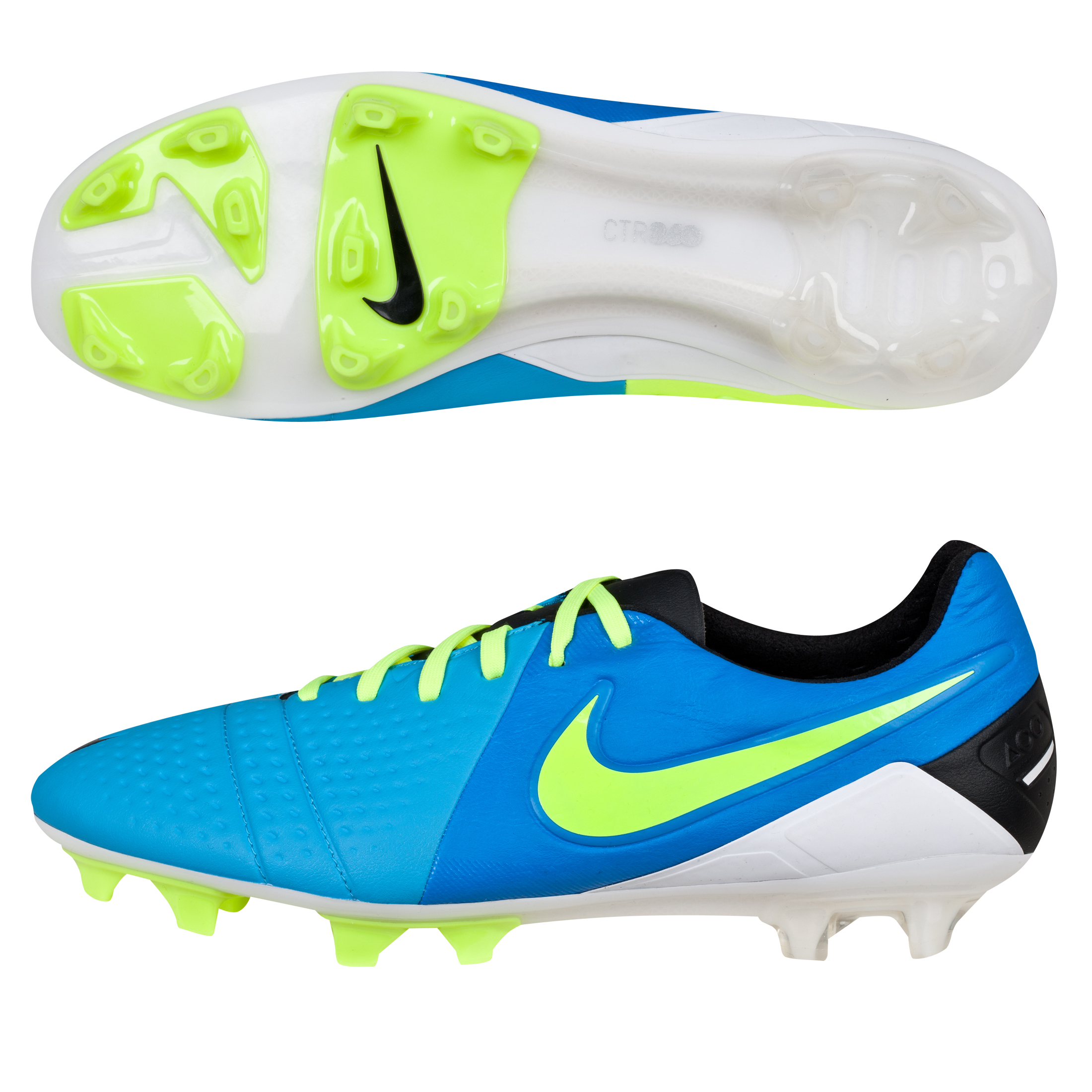Nike CTR360 Maestri III Firm Ground Football Boots Blue