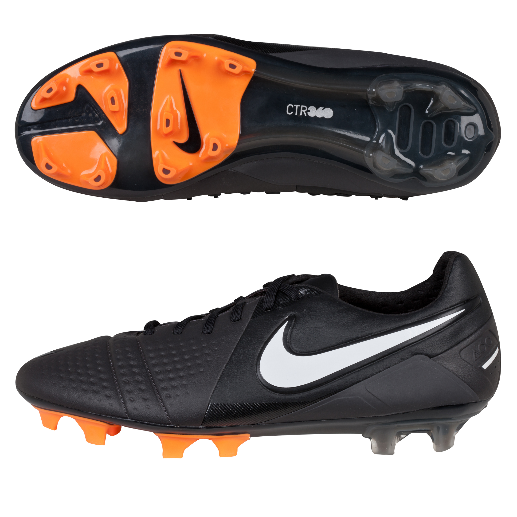 Nike CTR360 Maestri III Firm Ground Football Boots Dk Grey