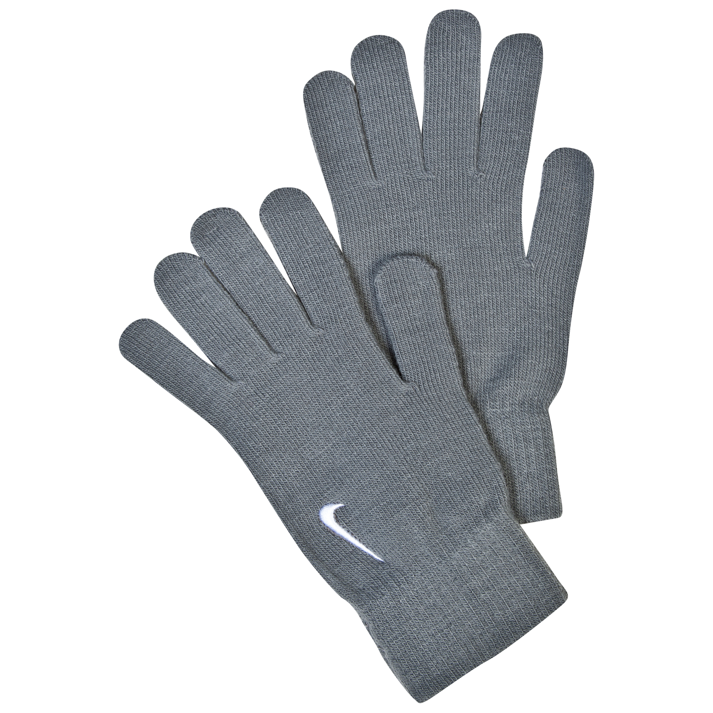 Nike Knitted Glove Grey