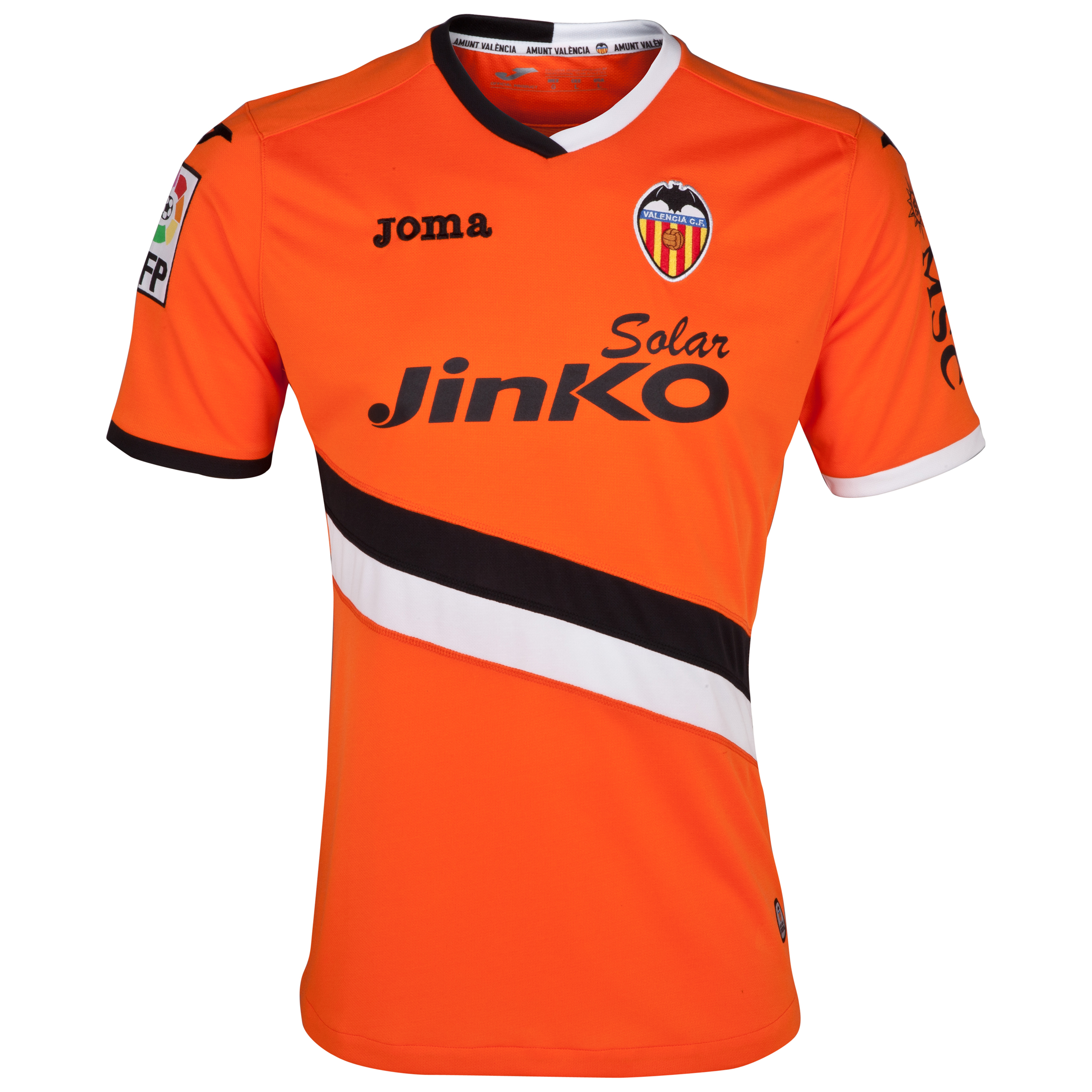 Valencia Away Shirt 2013/14