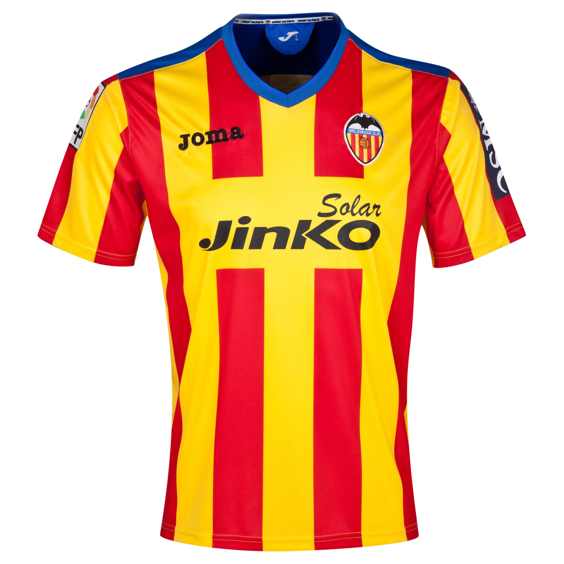 Valencia Third Shirt 2013/14