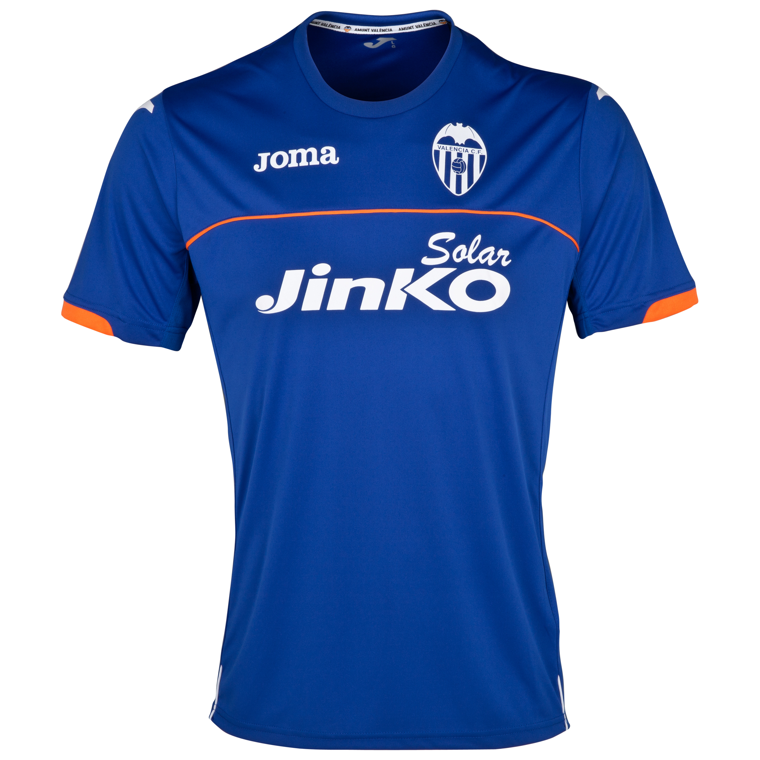 Valencia Warm Up T-Shirt