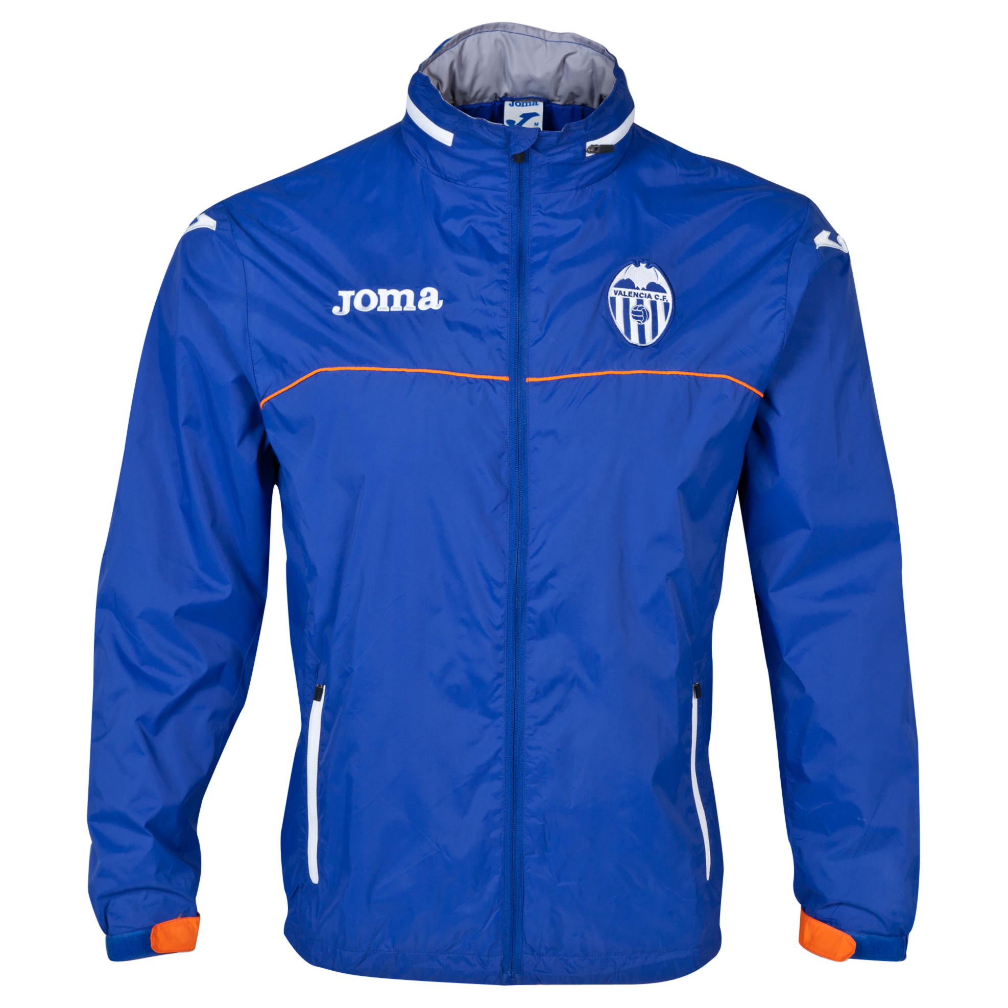 Valencia Anthem Jacket - Royal White