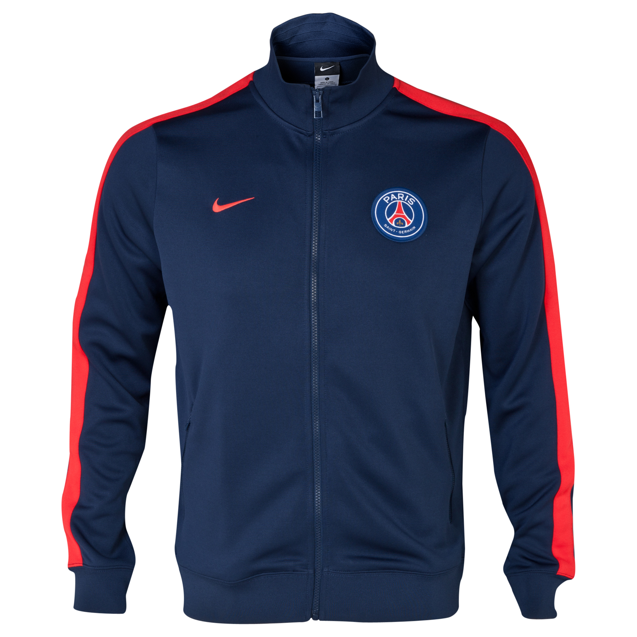 Paris Saint-Germain Authentic N98 Jacket Navy