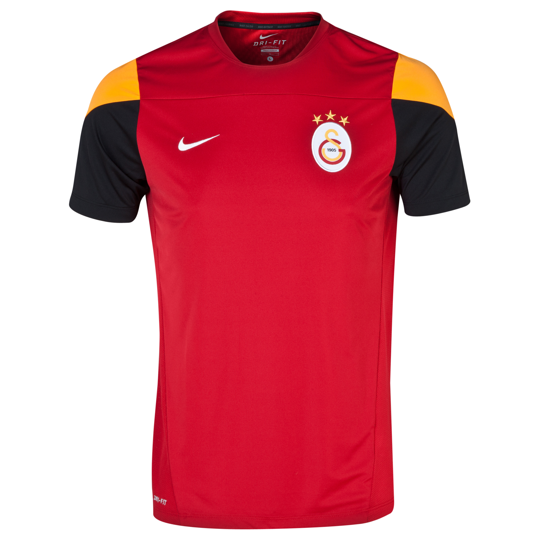 Galatasaray Squad Training Top Red