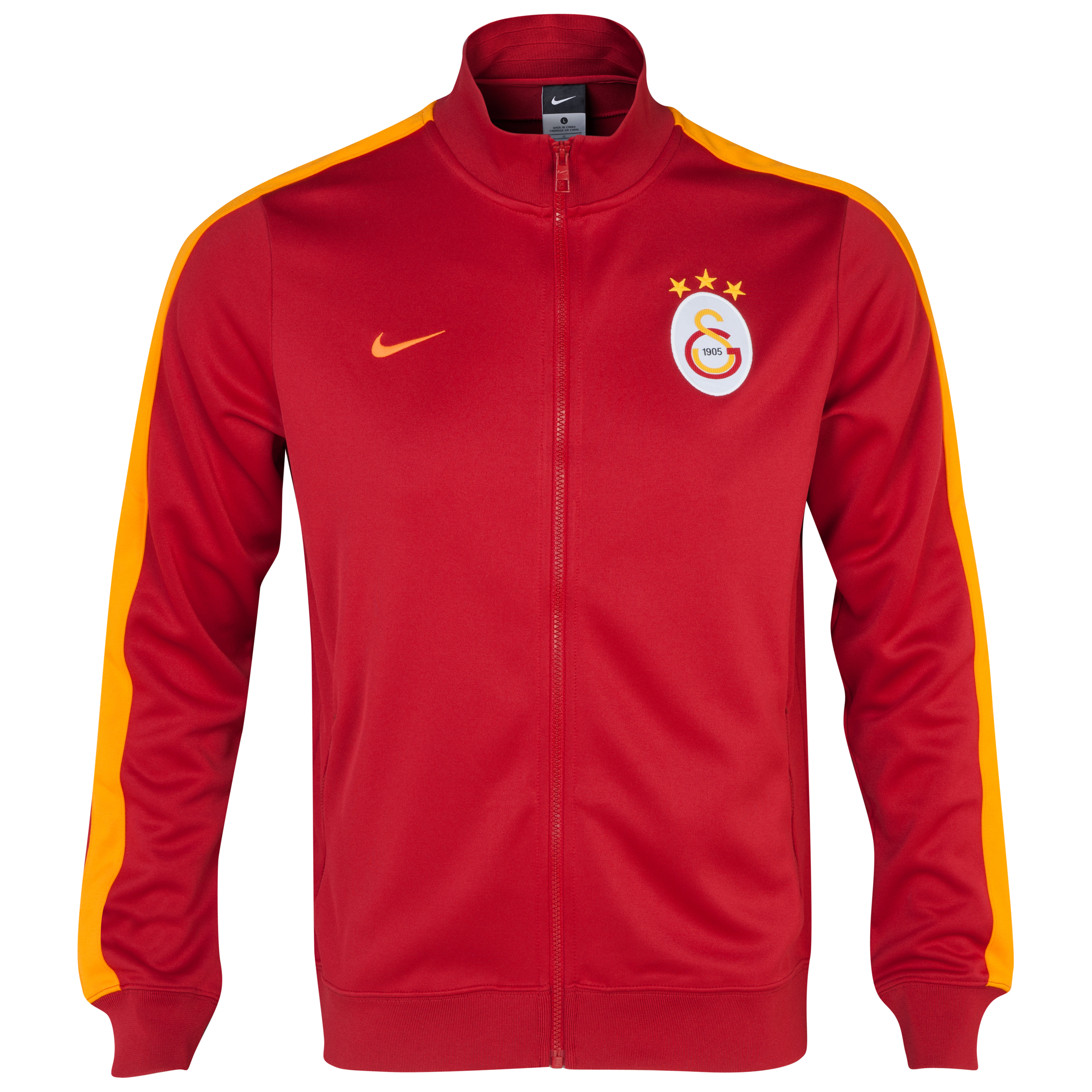 Galatasaray Authentic N98 Jacket Red