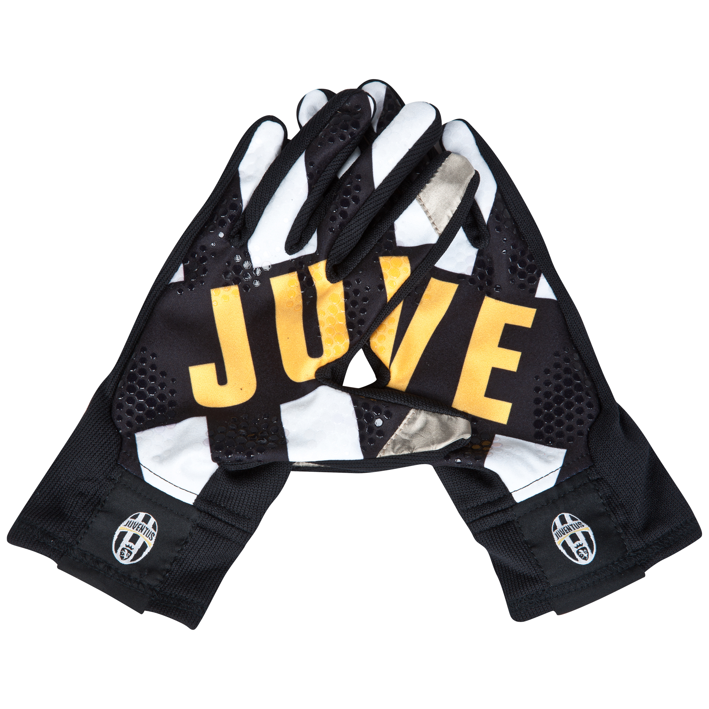 Juventus Fan Gloves Black