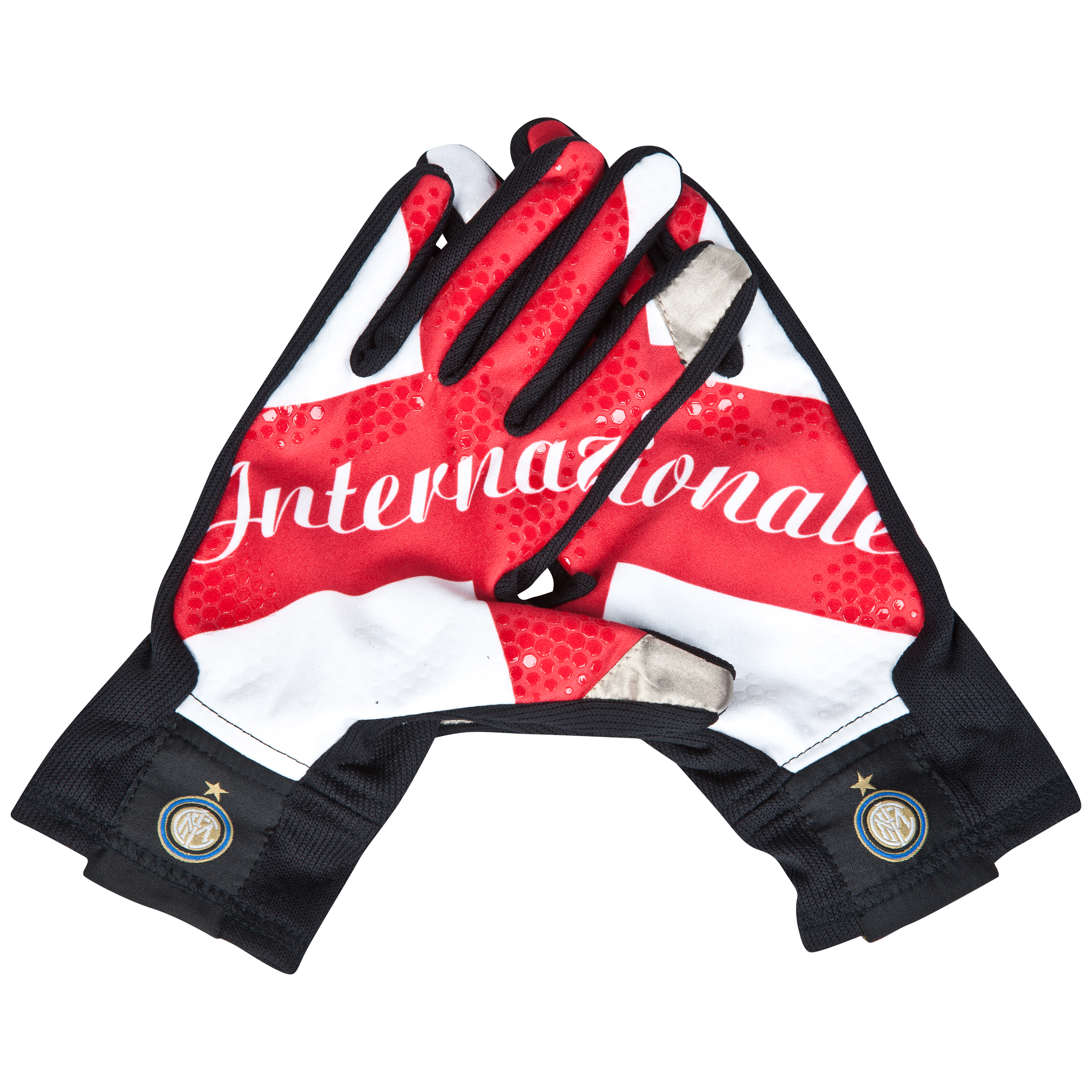Inter Milan Fan Gloves Black