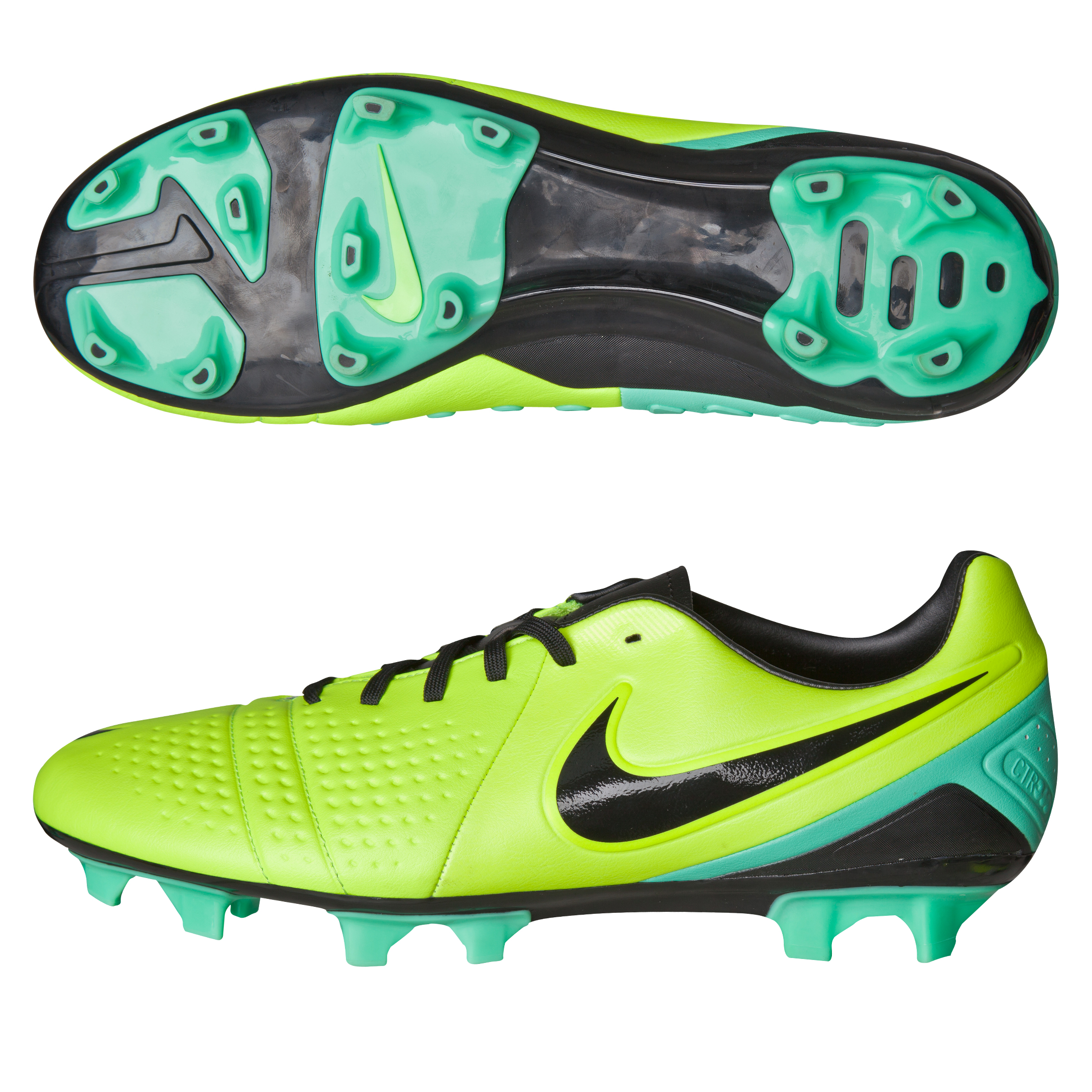 Nike CTR360 Trequartista III Firm Ground Football Boots Yellow