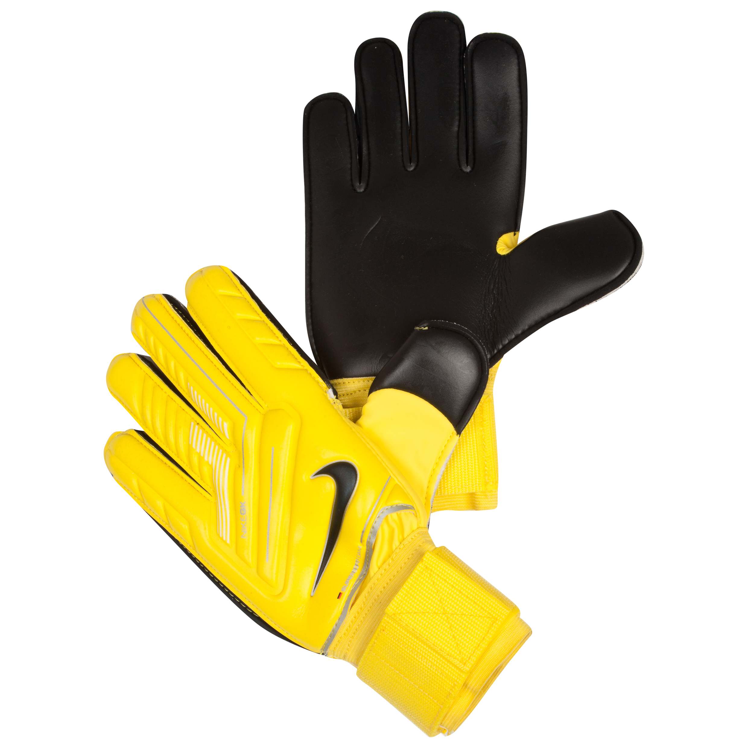 Nike Spyne Pro Goalkeeper Gloves Yellow