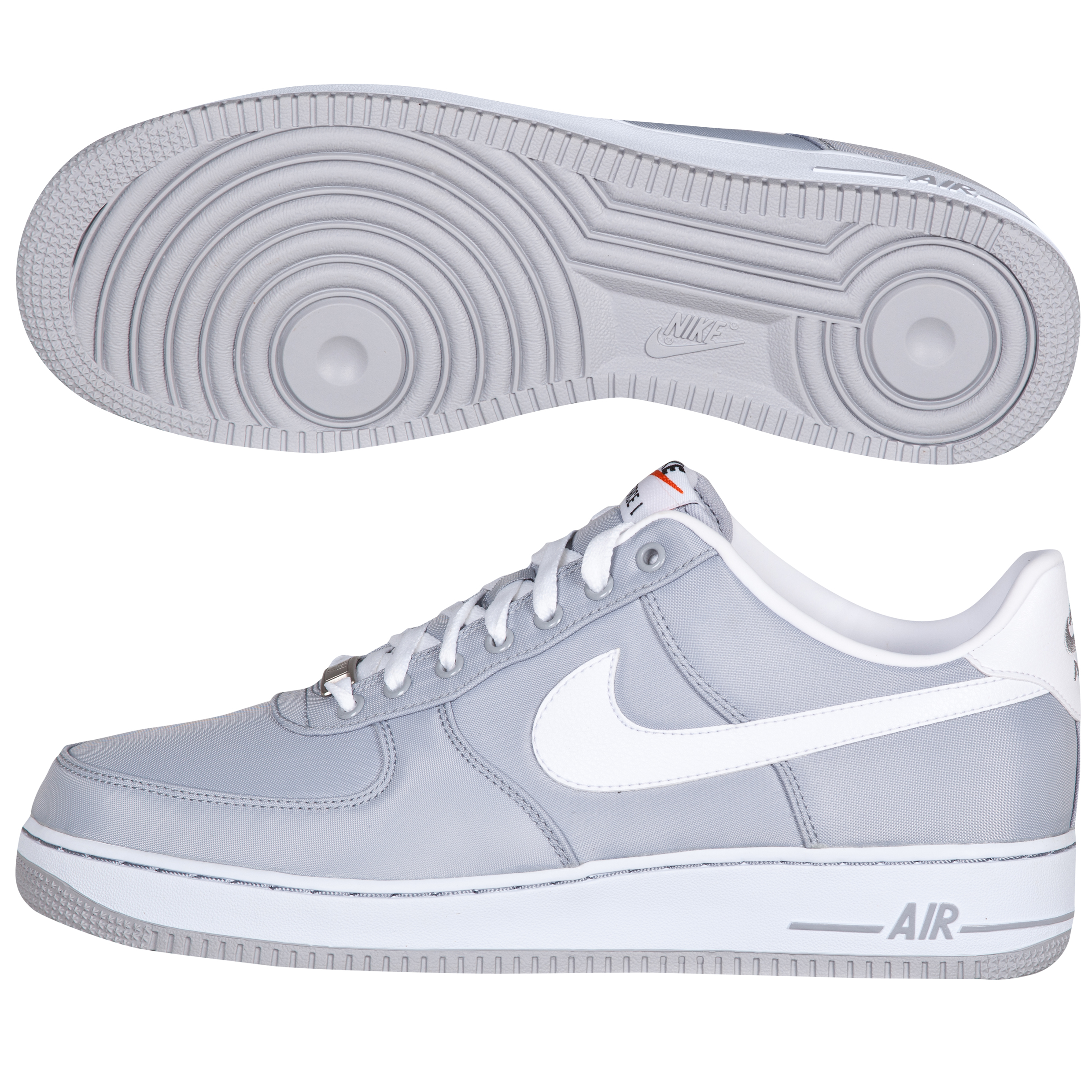 Nike Air Force 1 Trainer Grey