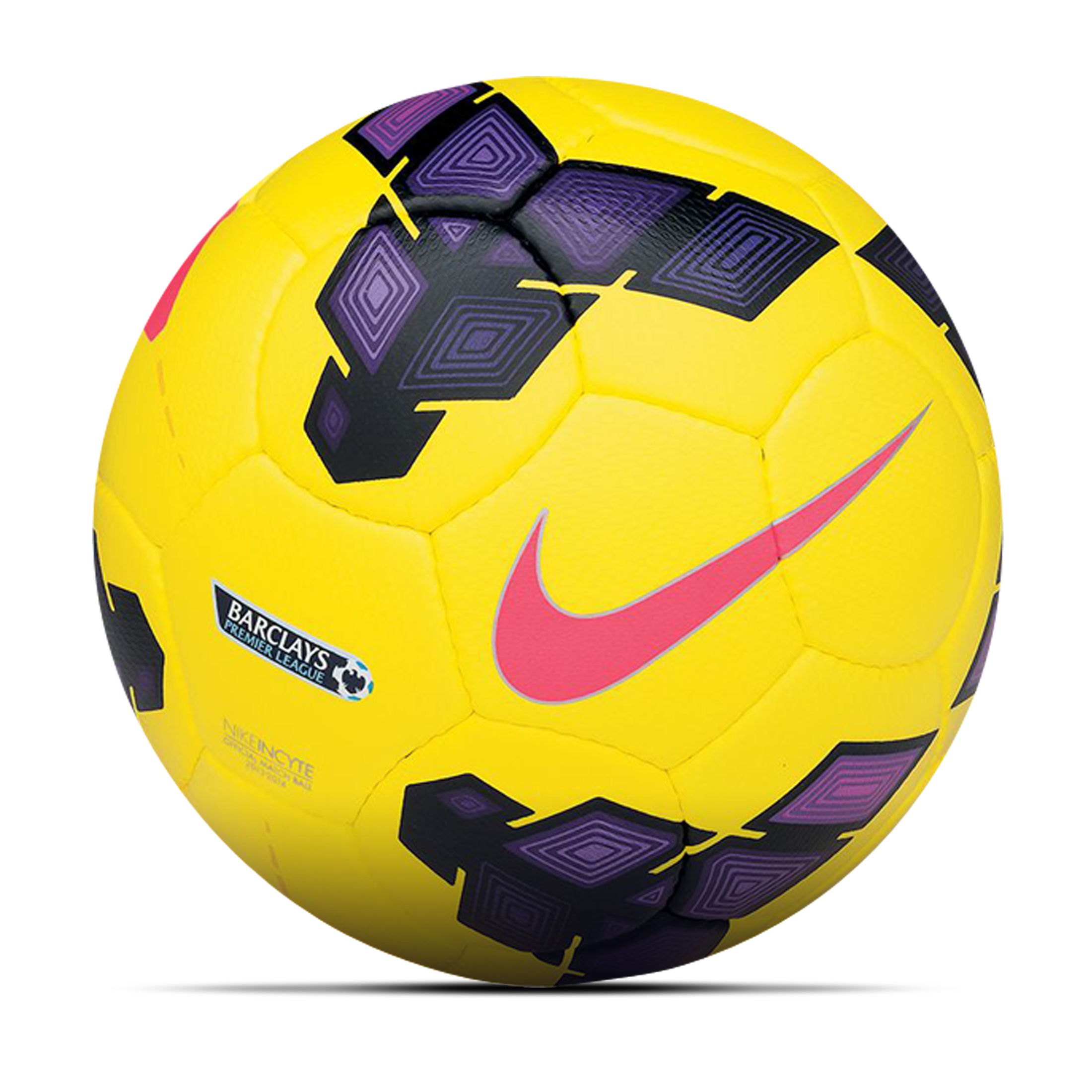 Nike Incyte Premier League Hi-Vis Official Match Football