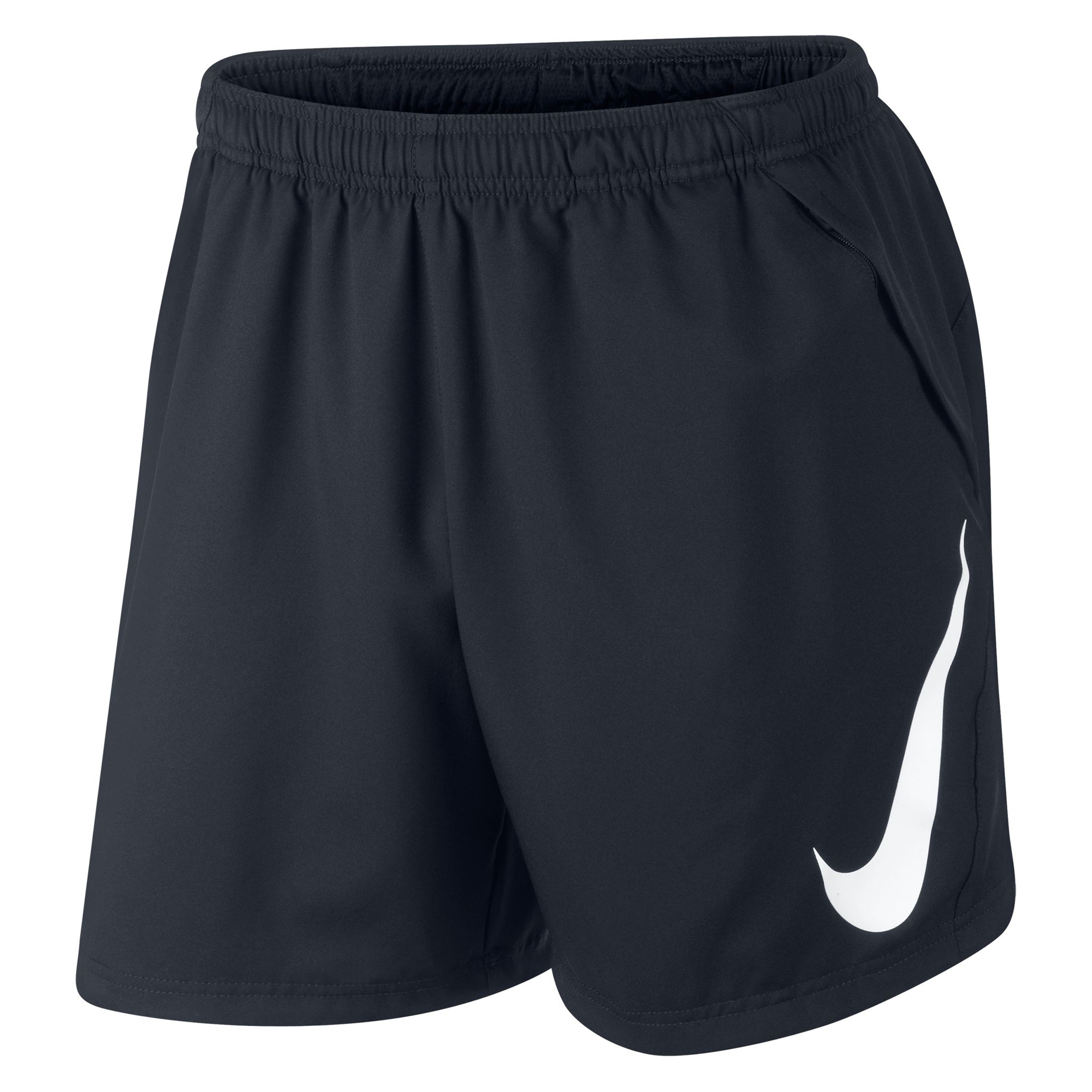 Nike GPX Boys Woven Short - Dark Obsidian/White Navy