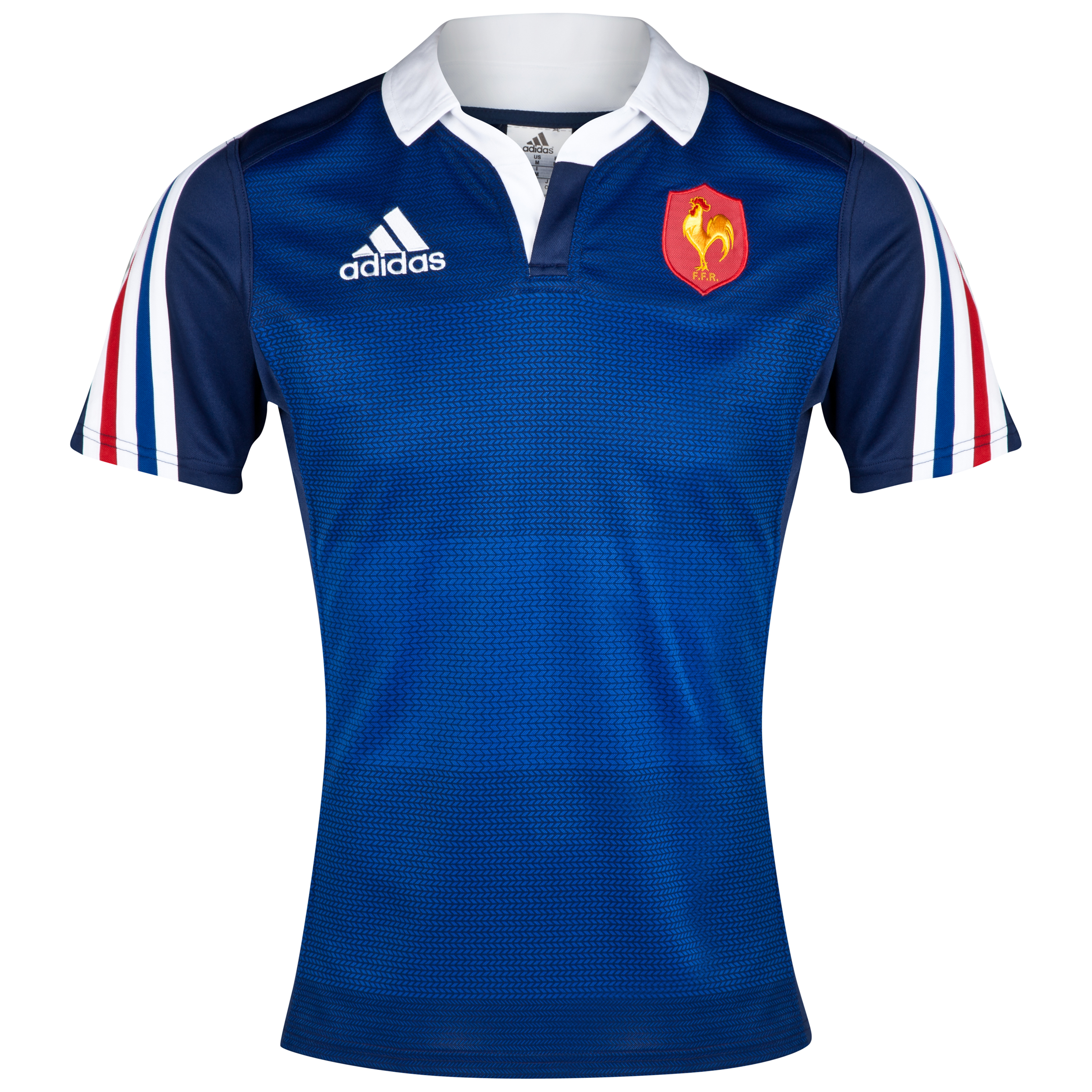 France Home Rugby Shirt 2014
