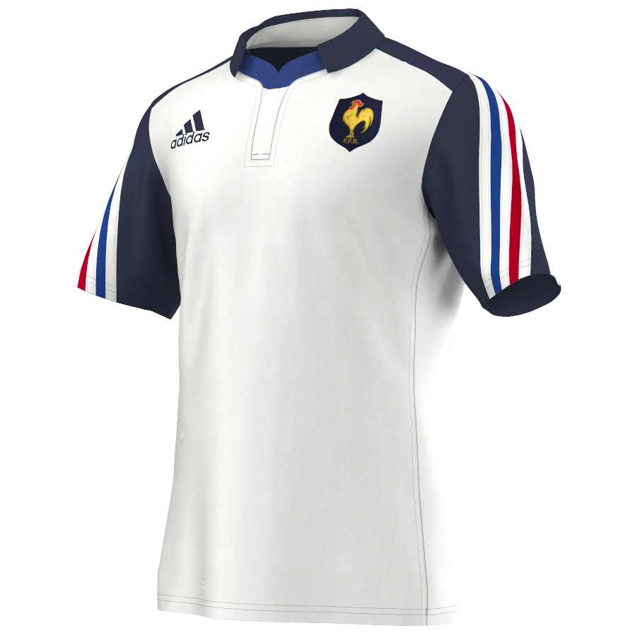 France Away Rugby Shirt 2014