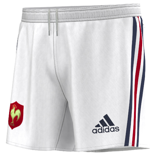 France Home Rugby Short 2014