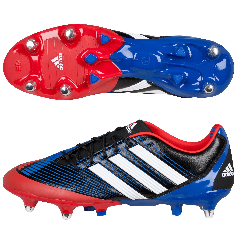 Adidas Predator Incurza XTRX SG II Rugby Boots Black