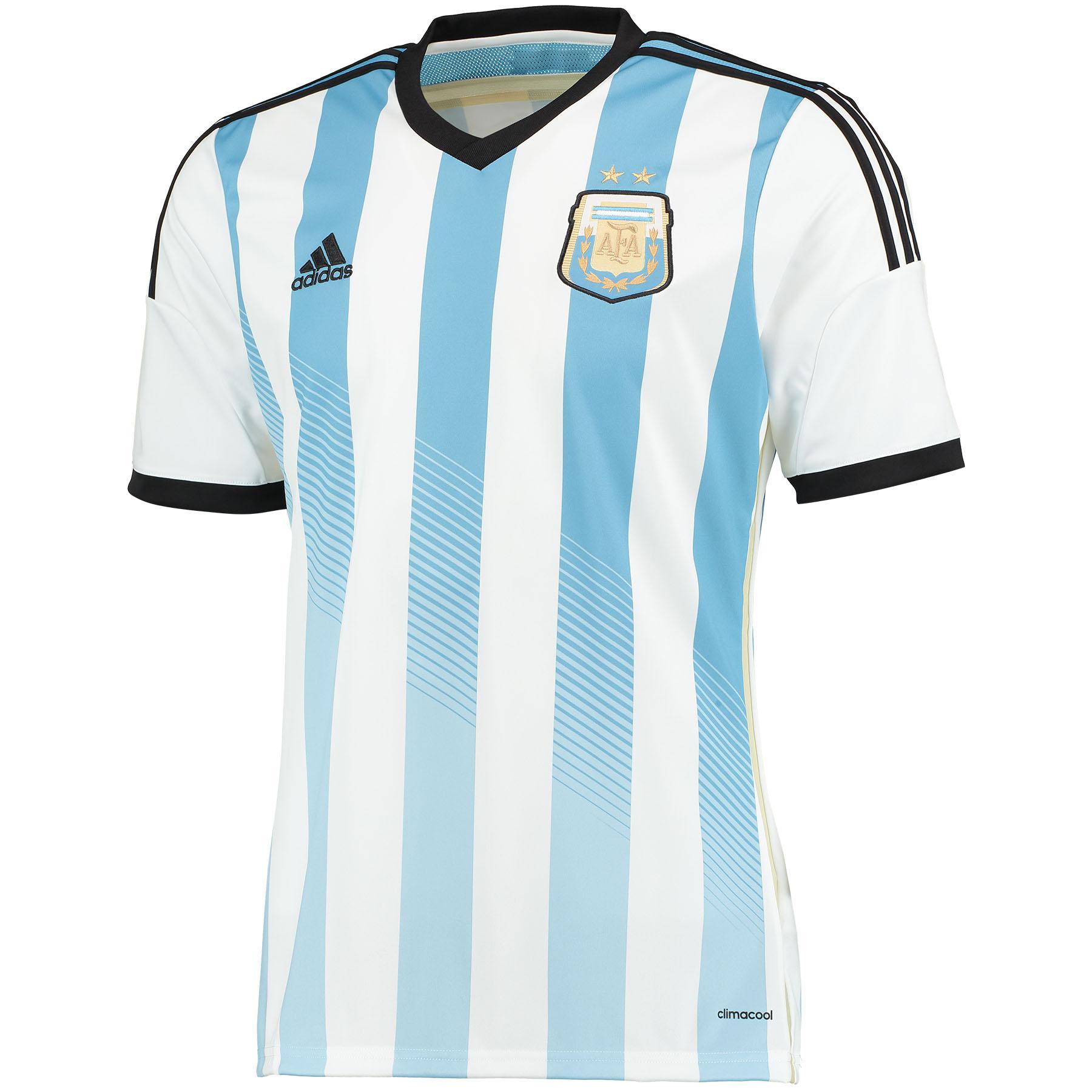 Argentina Home Shirt 2014