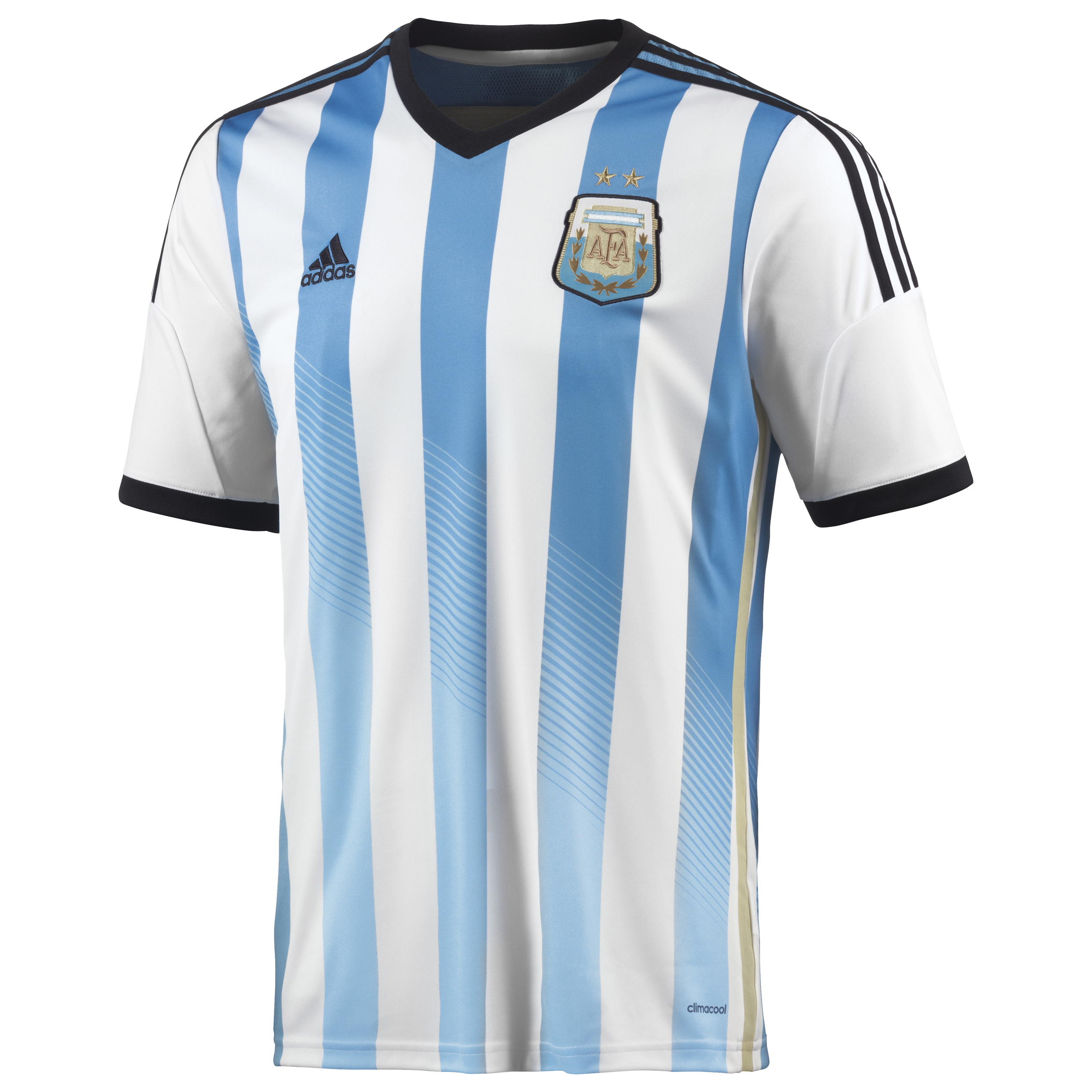 Argentina Home Shirt 2014 - Kids