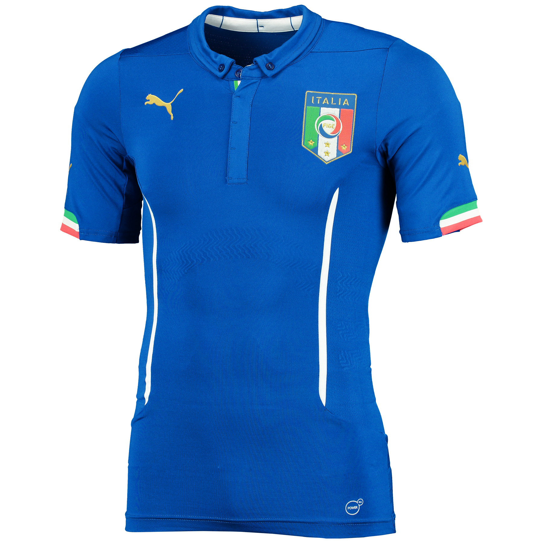 Italy Authentic Home Shirt 2014/16