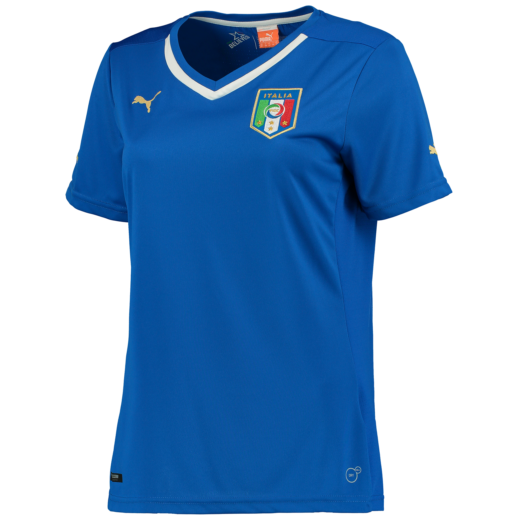 Italy Home Shirt 2013/14 - Womens