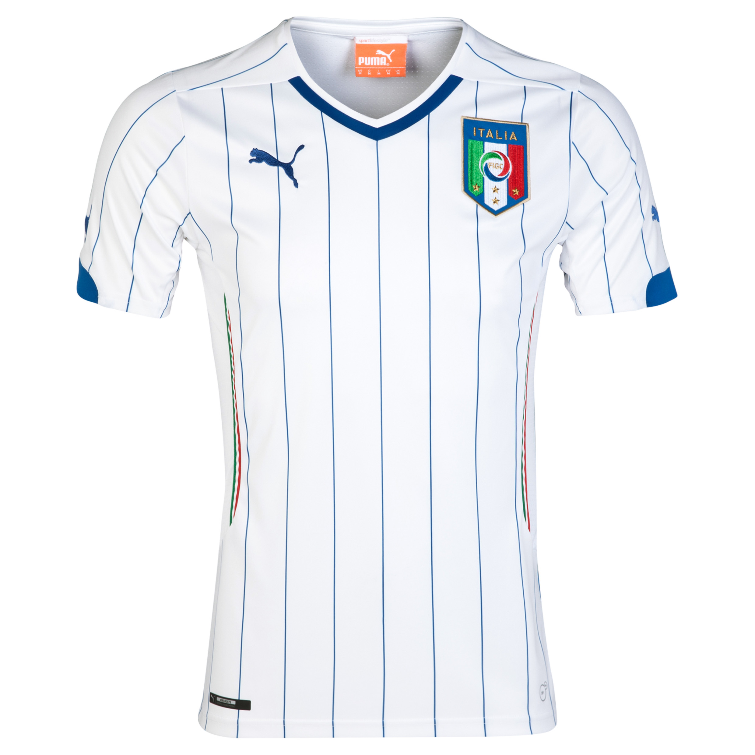 Italy Away Shirt 2013/14 with Maldini 3 printing