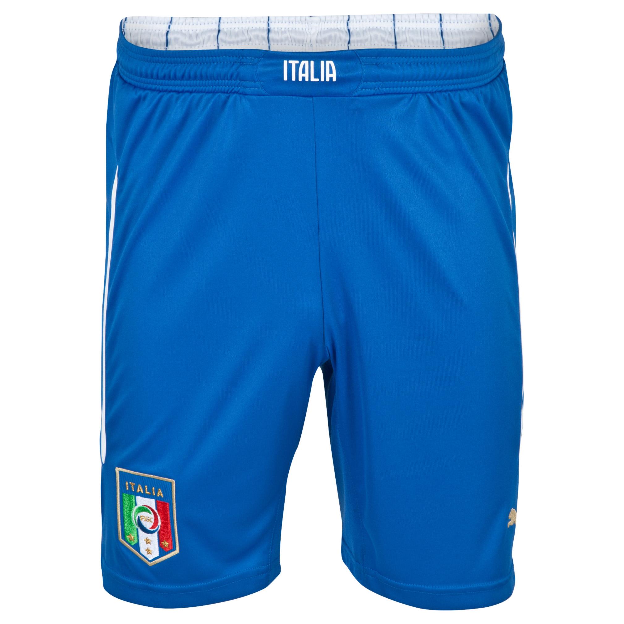Italy Away Short 2014/16 - Kids